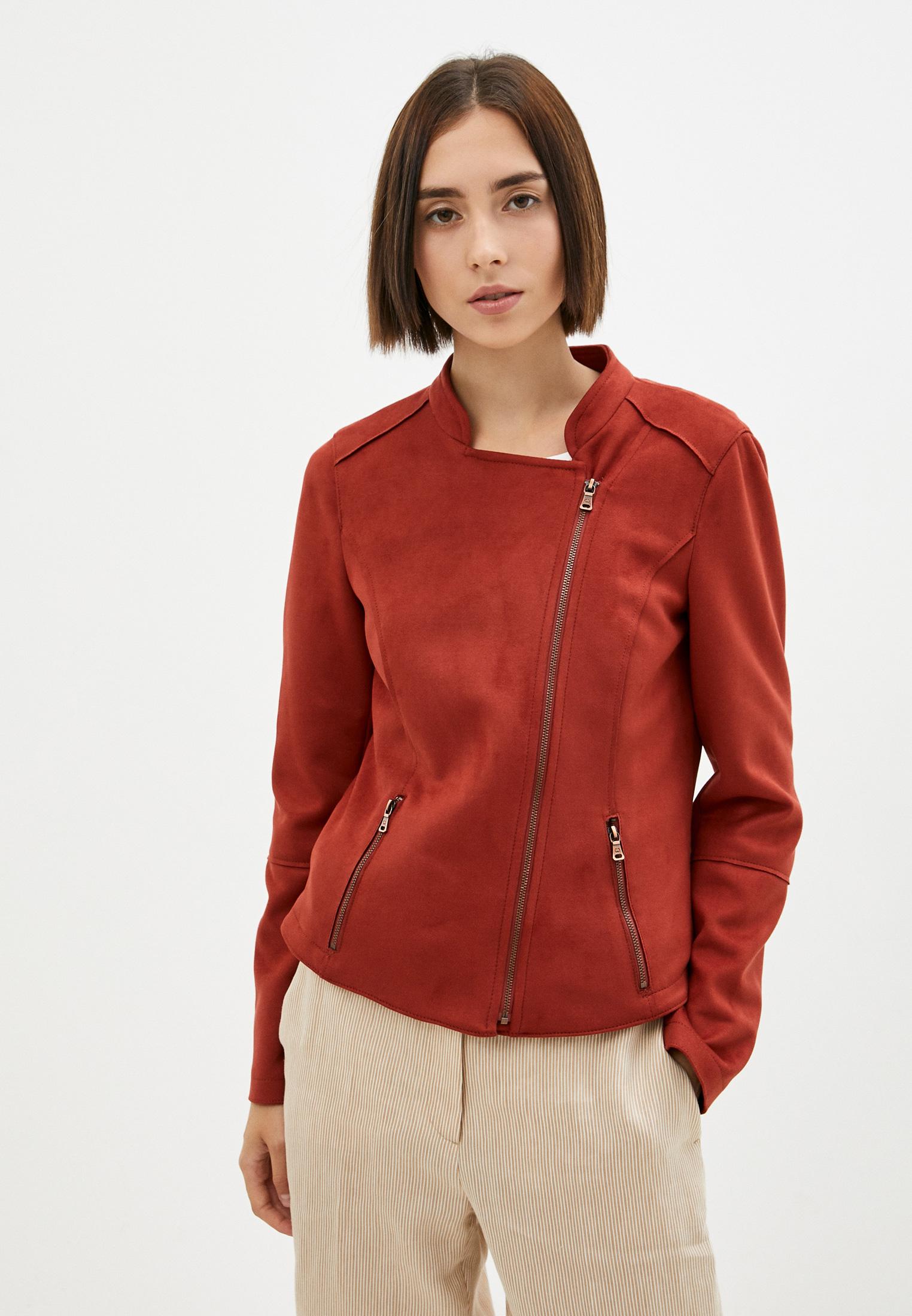 Кожаная куртка Gerry Weber (Гарри Вебер) Куртка кожаная Gerry Weber