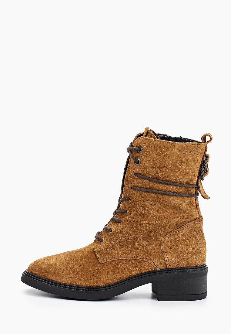 Женские ботинки Tamaris (Тамарис) 1-1-25102-27