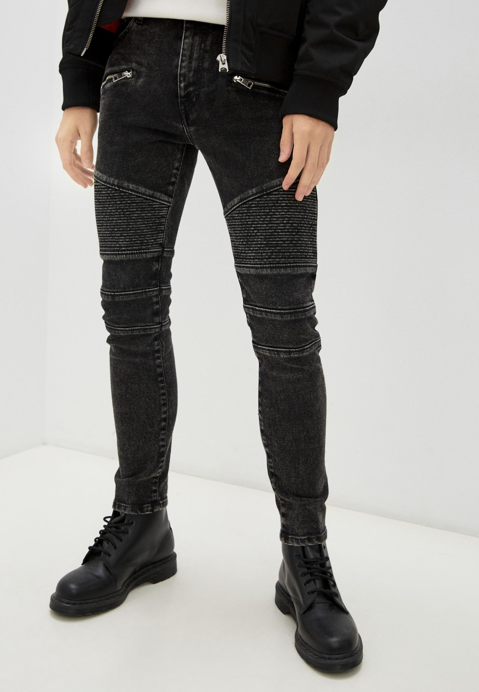 Мужские зауженные джинсы Just Cavalli (Джаст Кавалли) S03KA0249N31966