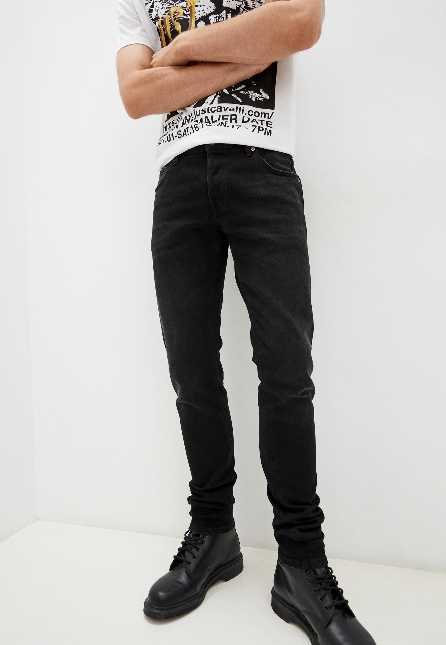 Мужские зауженные джинсы Just Cavalli (Джаст Кавалли) S03LA0133N31959
