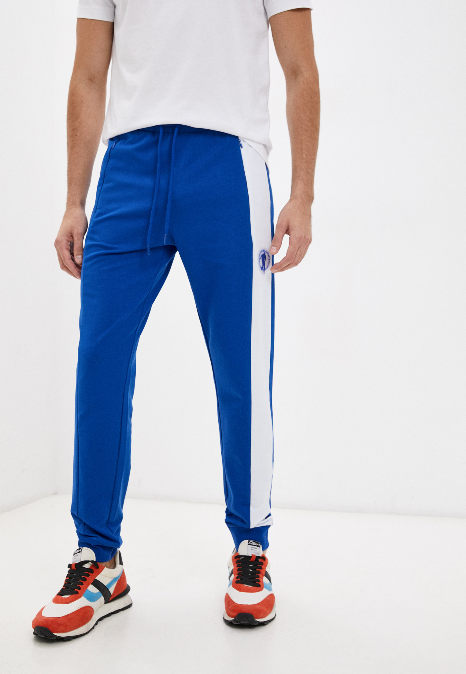 Мужские спортивные брюки Bikkembergs (Биккембергс) C 1 095 2B E 1978