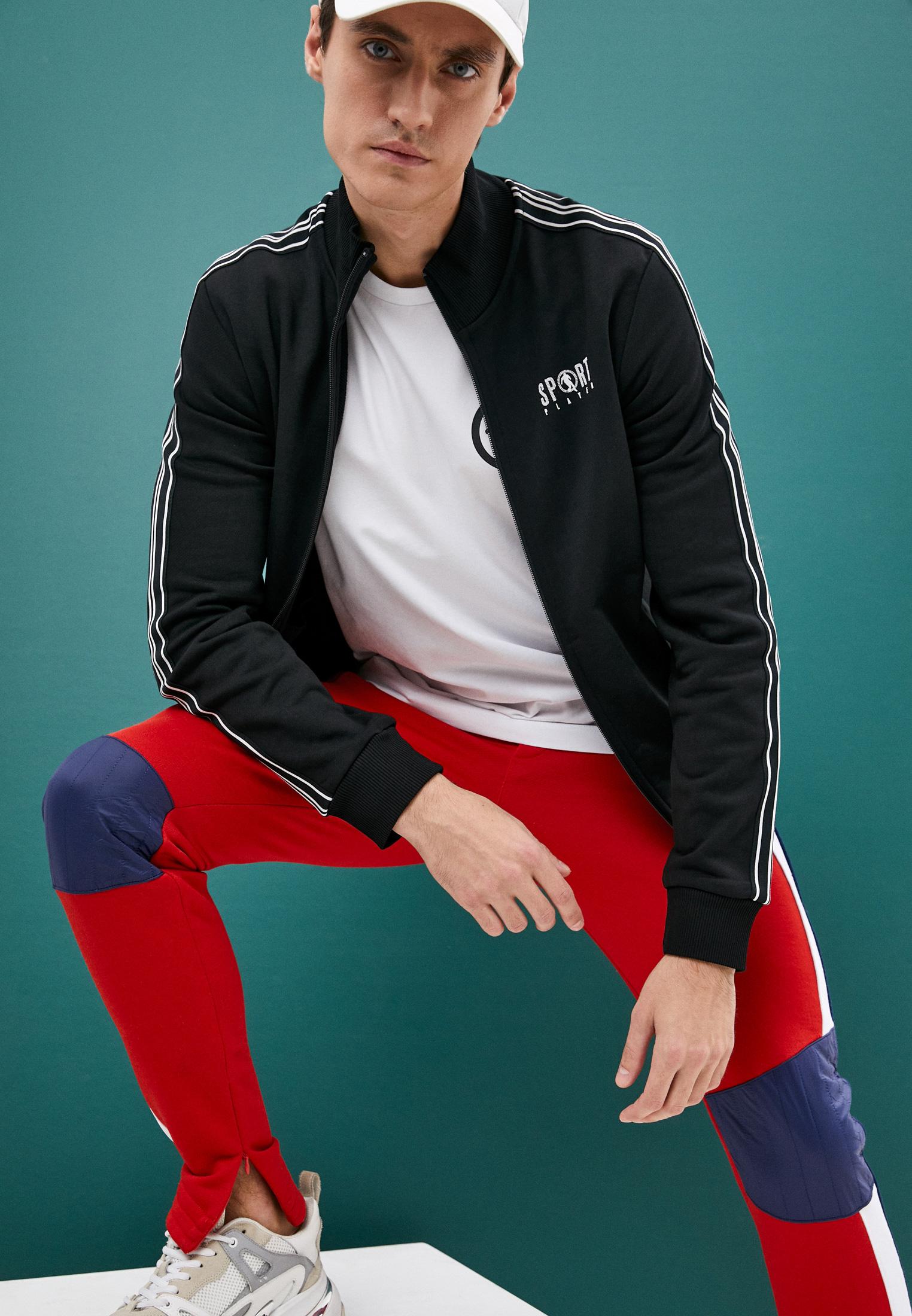 Мужские спортивные брюки Bikkembergs (Биккембергс) C 1 102 00 M 4118: изображение 2