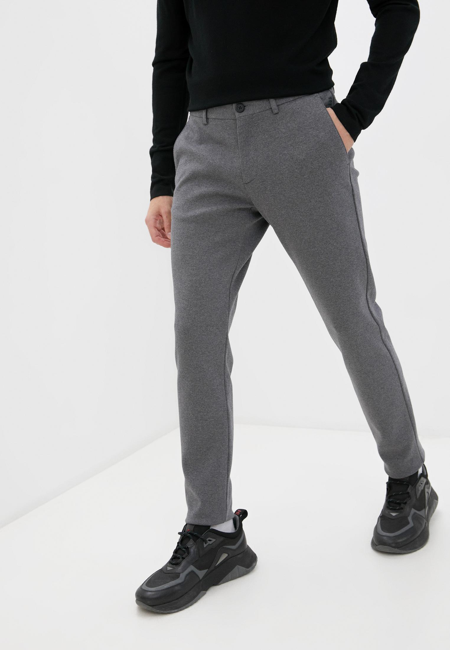 Мужские повседневные брюки Bikkembergs (Биккембергс) C 1 115 01 M 4114: изображение 1