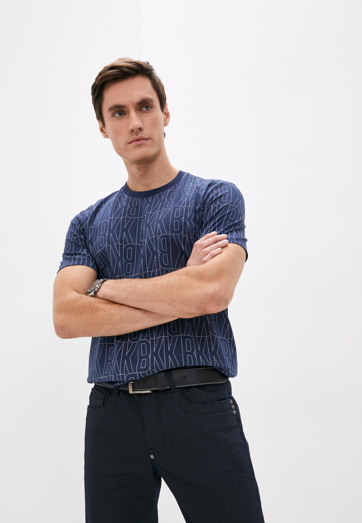 Мужская футболка Bikkembergs (Биккембергс) C 7 021 00 E 2199: изображение 1