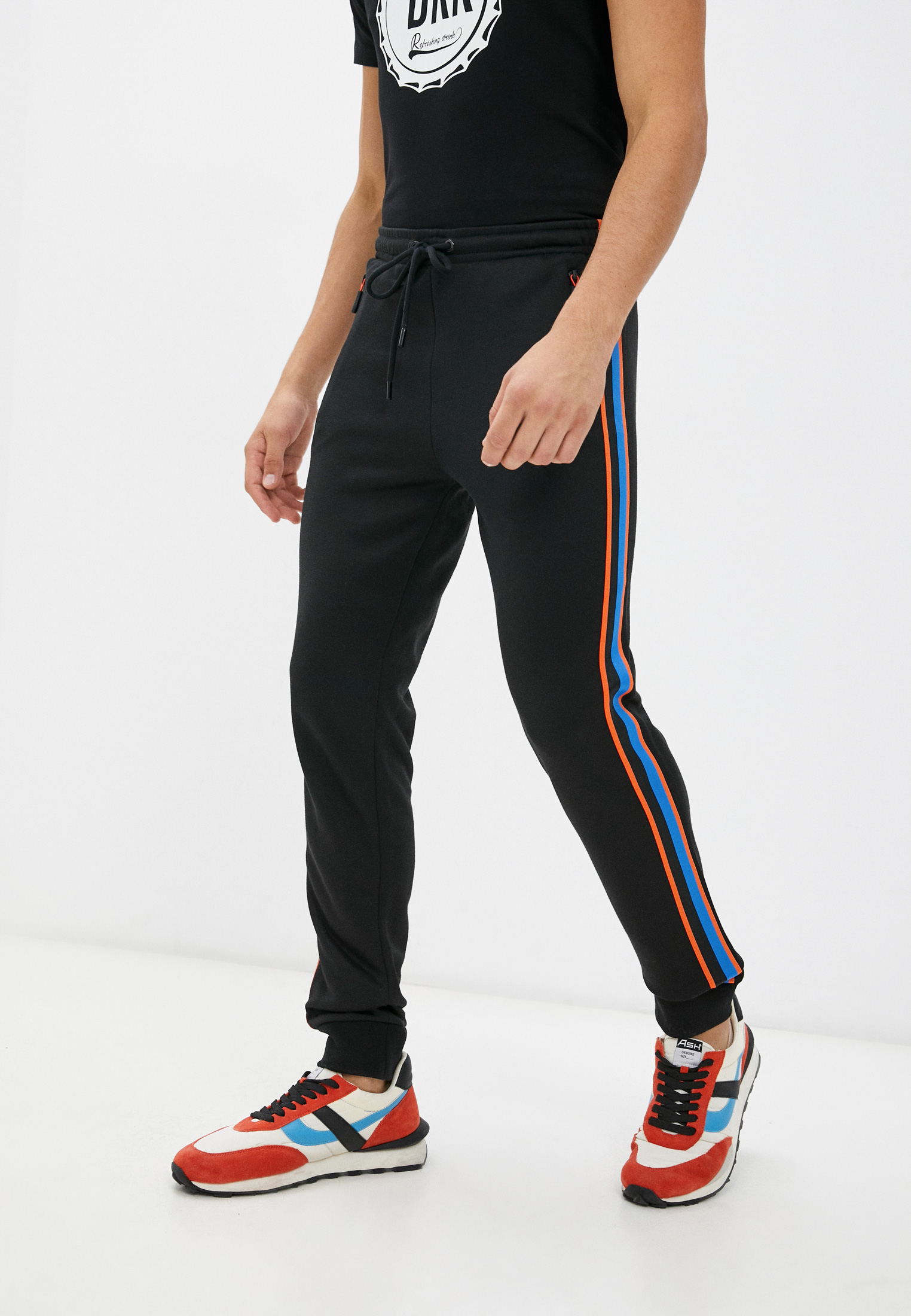 Мужские спортивные брюки Bikkembergs (Биккембергс) C 1 135 81 M 4252