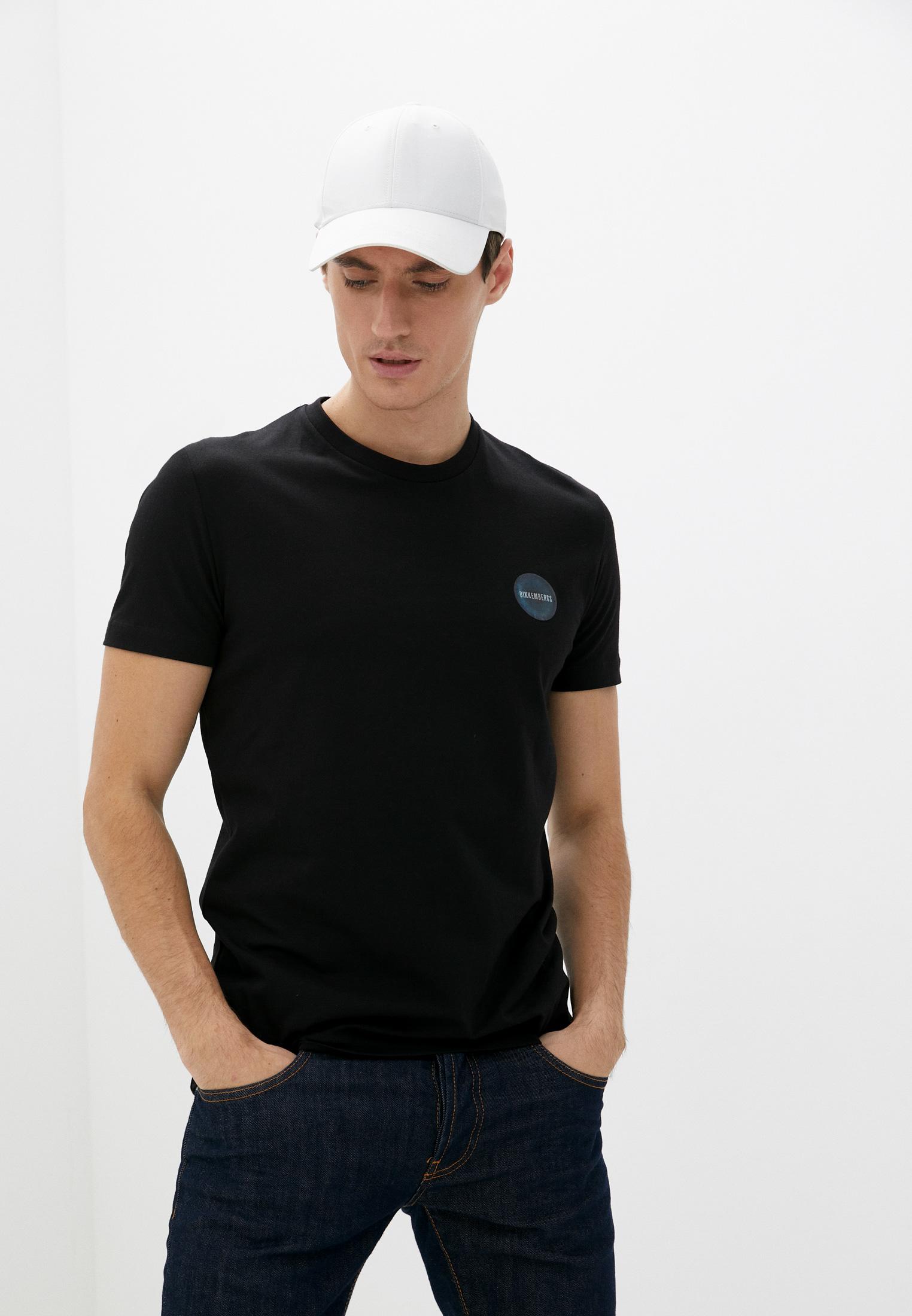 Мужская футболка Bikkembergs (Биккембергс) C 7 021 5U E 1814: изображение 1