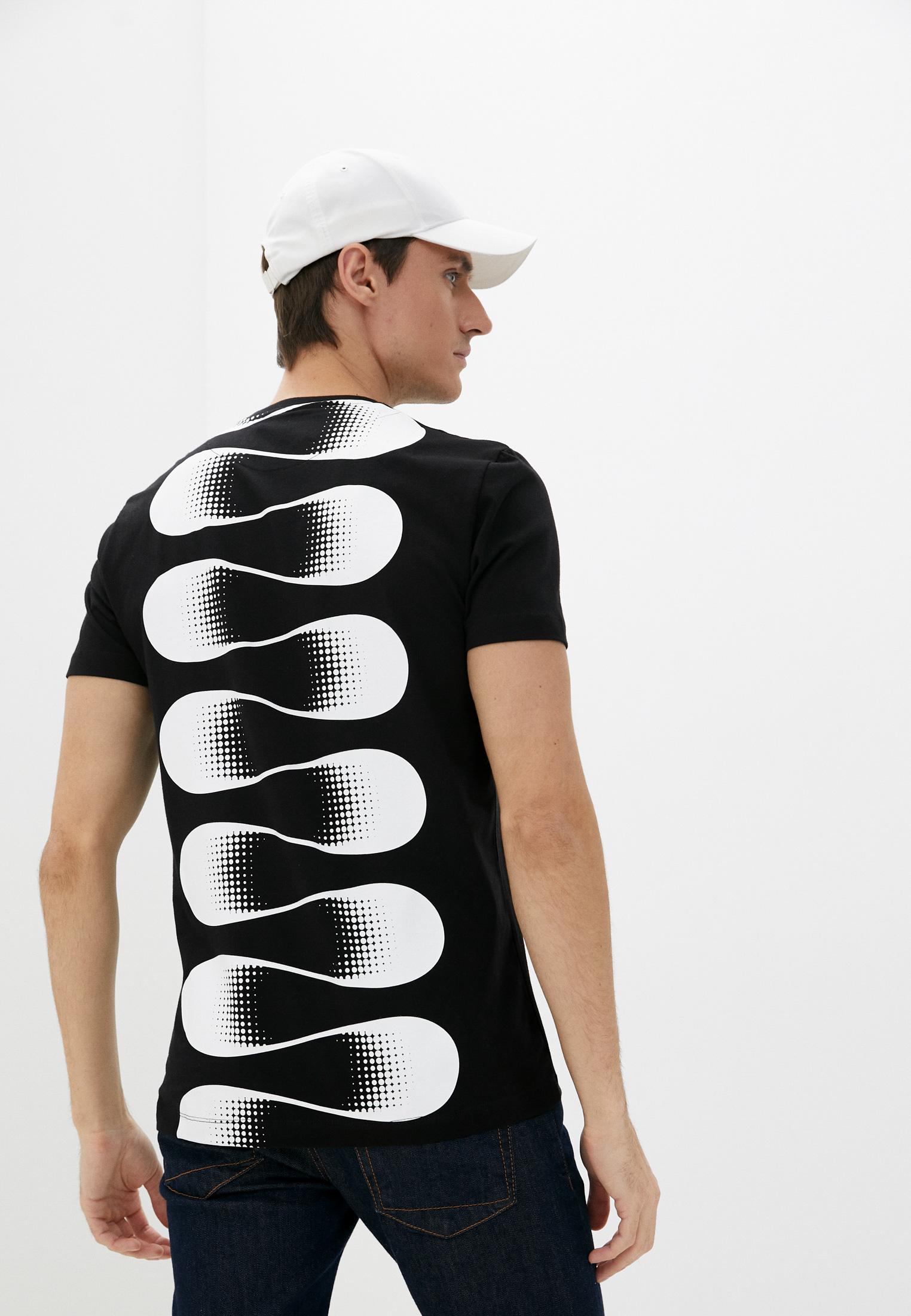 Мужская футболка Bikkembergs (Биккембергс) C 7 021 5U E 1814: изображение 4