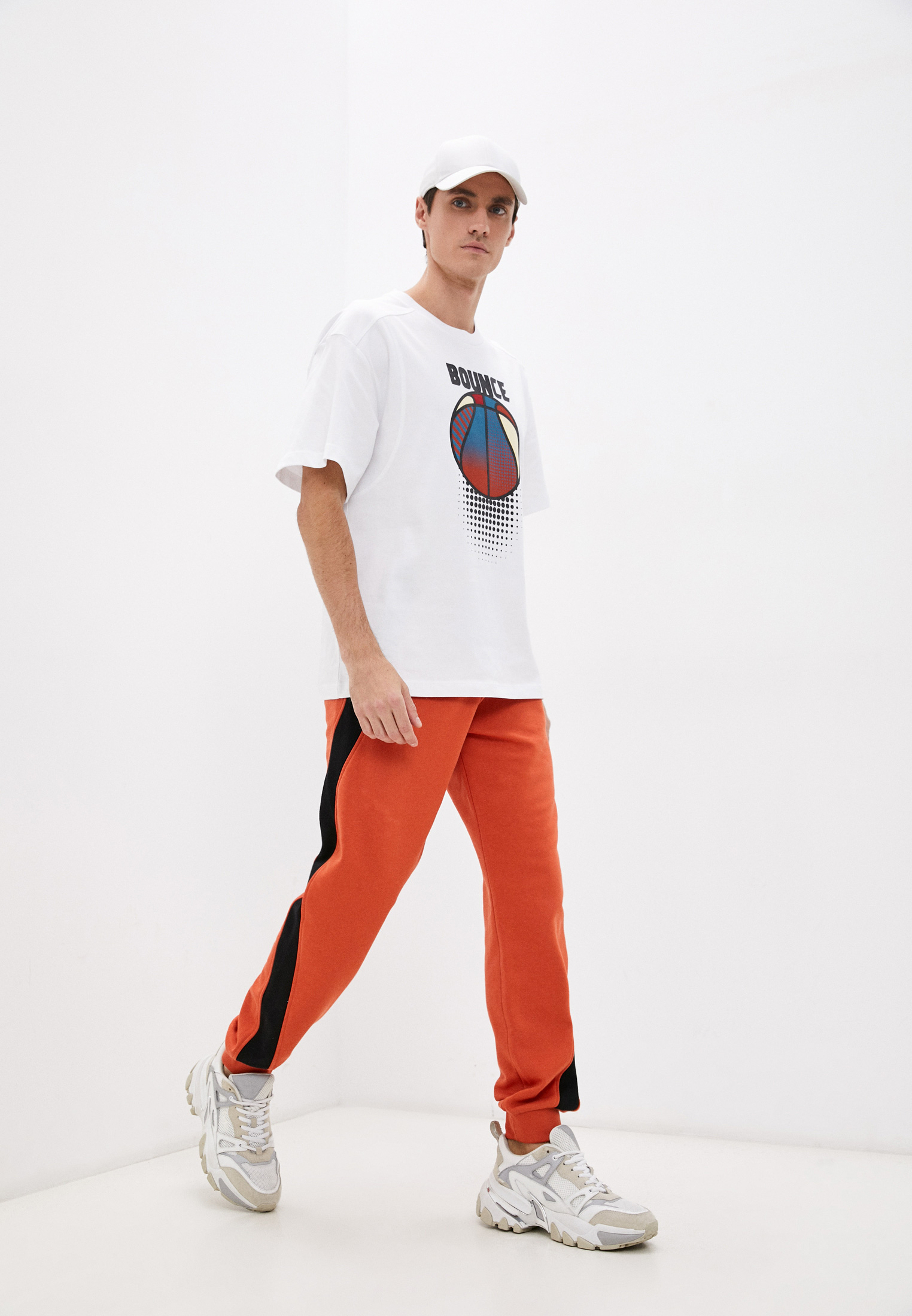 Мужские спортивные брюки Bikkembergs (Биккембергс) C 1 153 00 M 4225: изображение 3