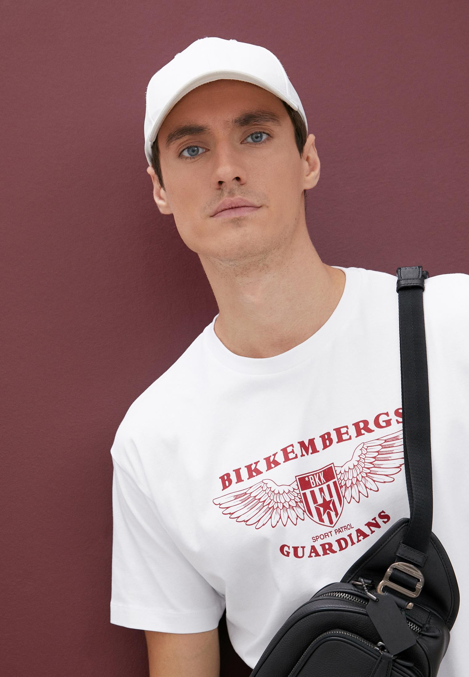 Мужская футболка Bikkembergs (Биккембергс) C 7 022 8T E 1951: изображение 7