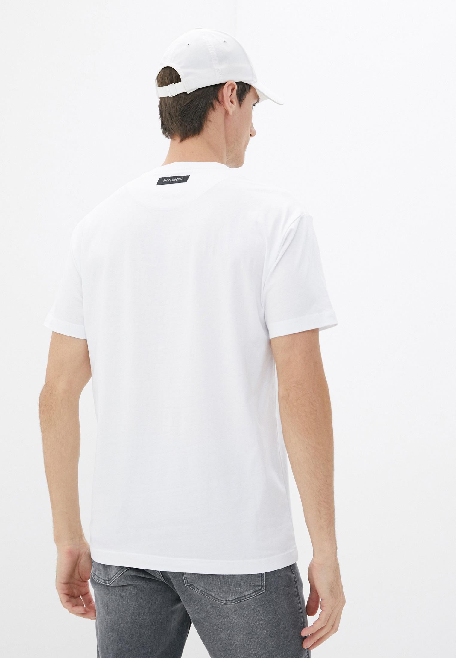 Мужская футболка Bikkembergs (Биккембергс) C 7 022 8T E 1951: изображение 9