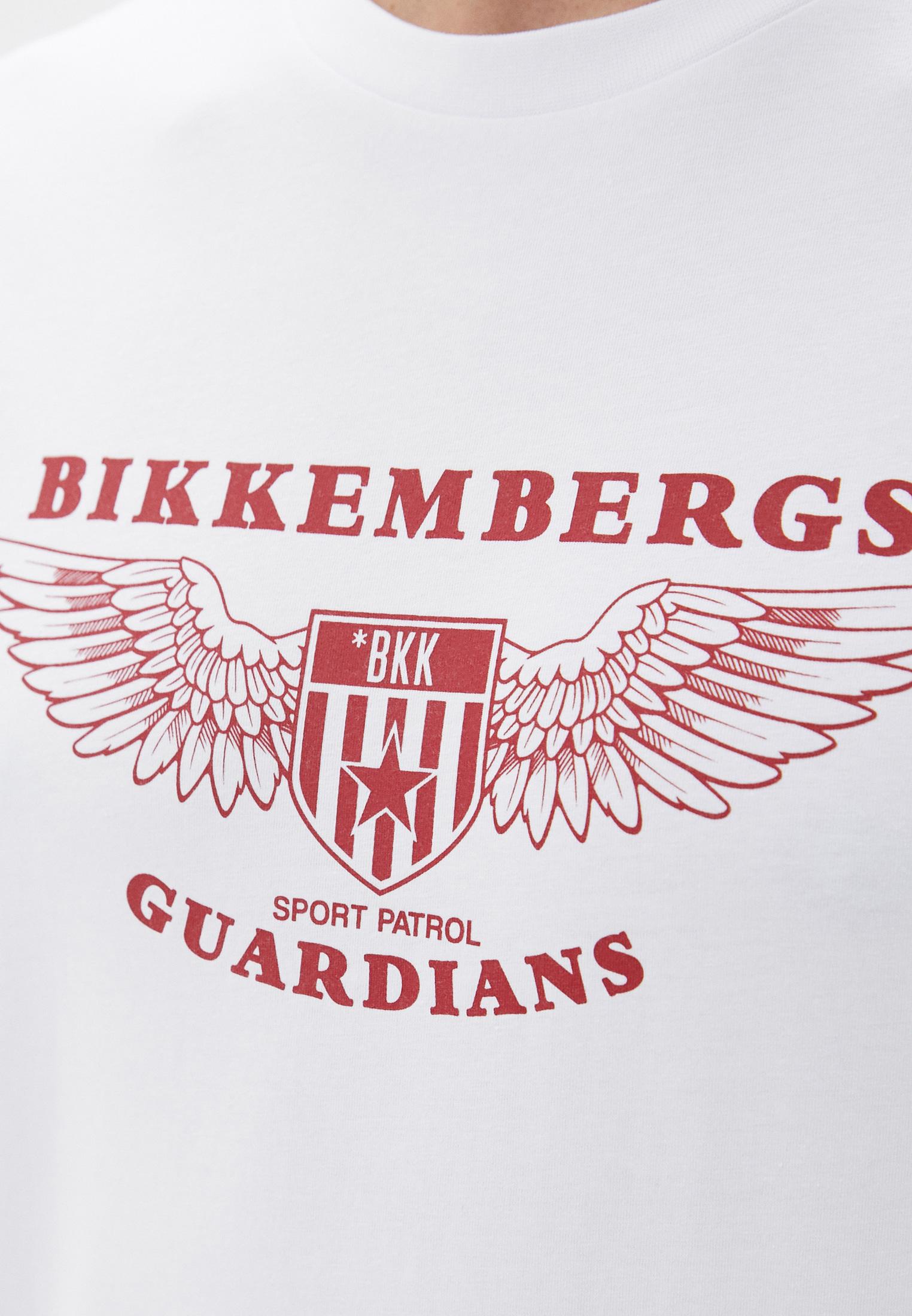 Мужская футболка Bikkembergs (Биккембергс) C 7 022 8T E 1951: изображение 10