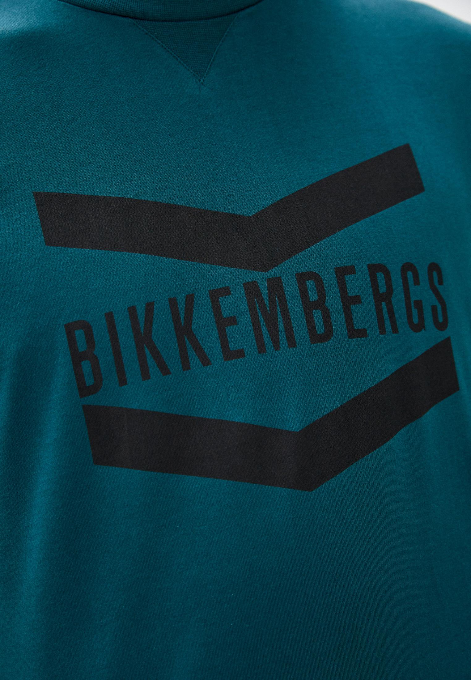 Футболка Bikkembergs C 4 074 6A M 3969: изображение 5