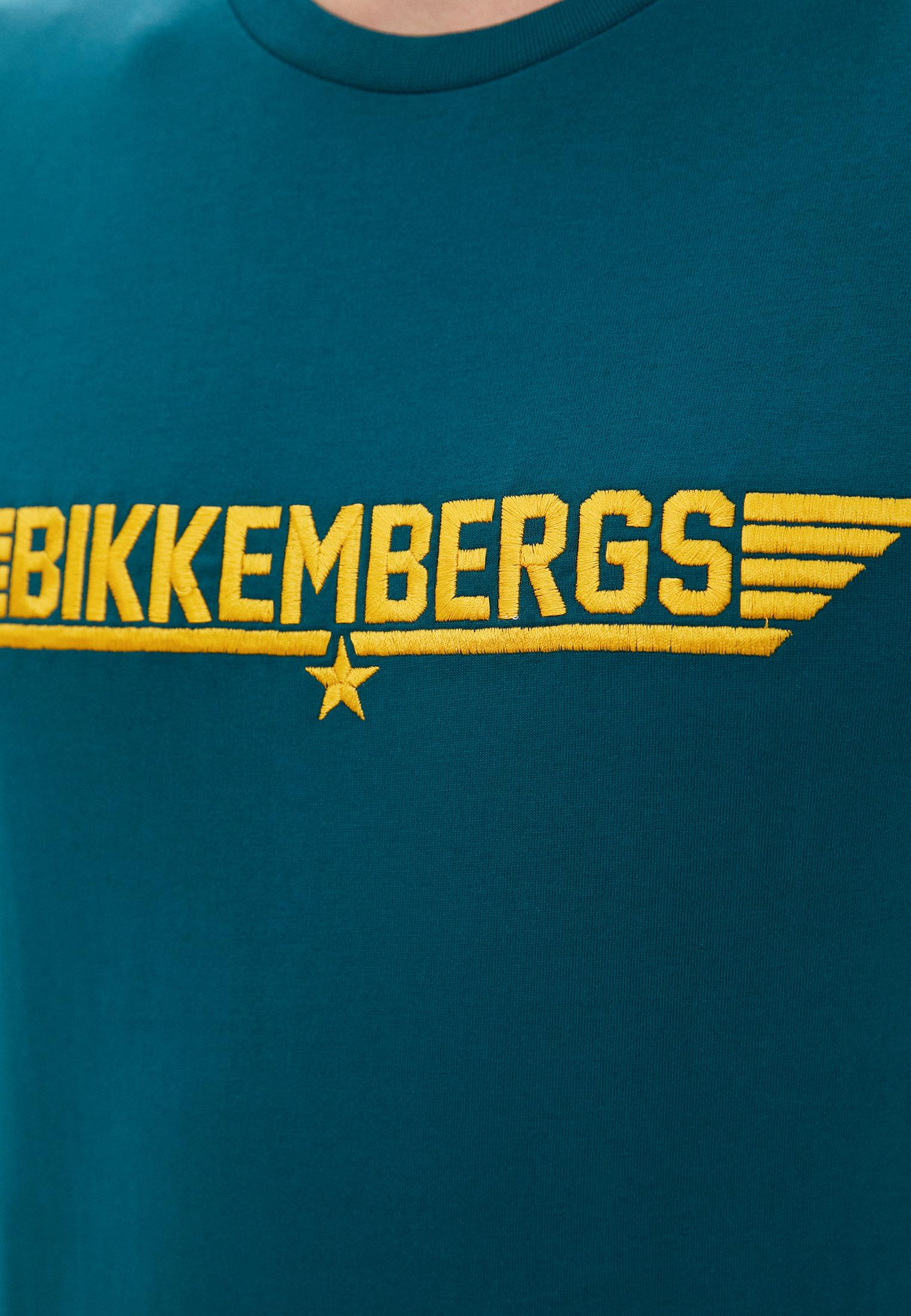 Футболка с длинным рукавом Bikkembergs C 4 075 6G M 3969: изображение 5