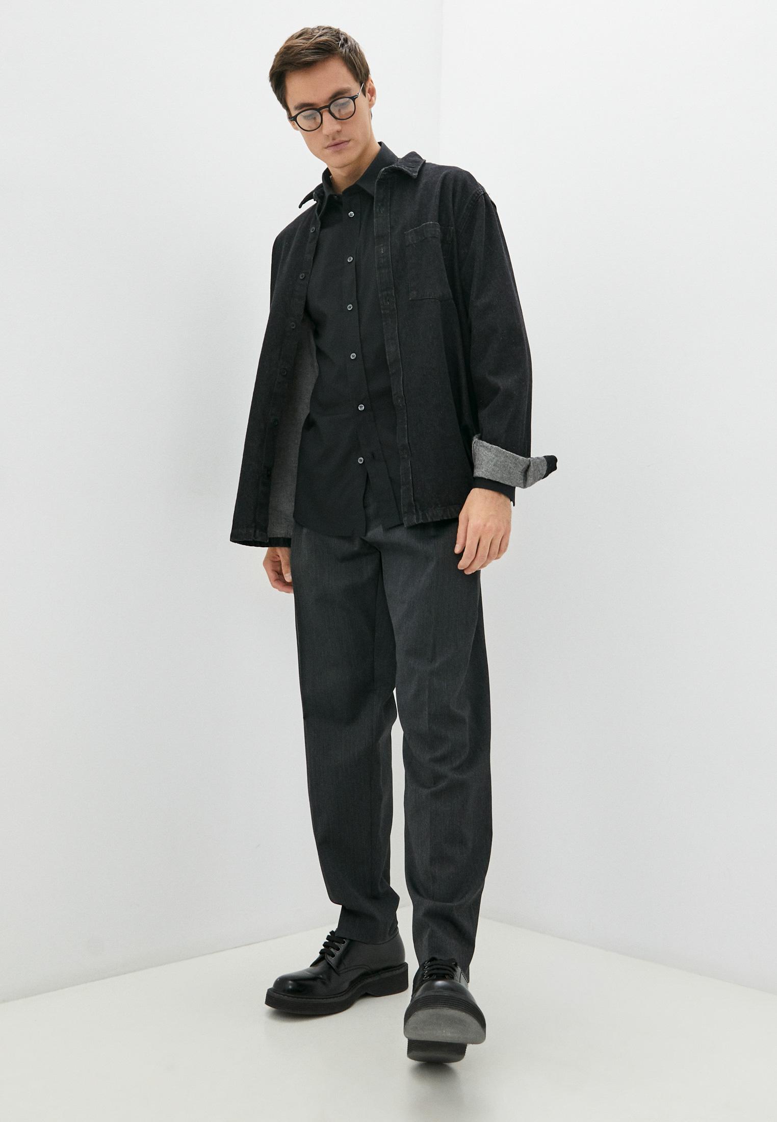 Рубашка с длинным рукавом Bikkembergs (Биккембергс) C C 009 7V S 2931: изображение 3