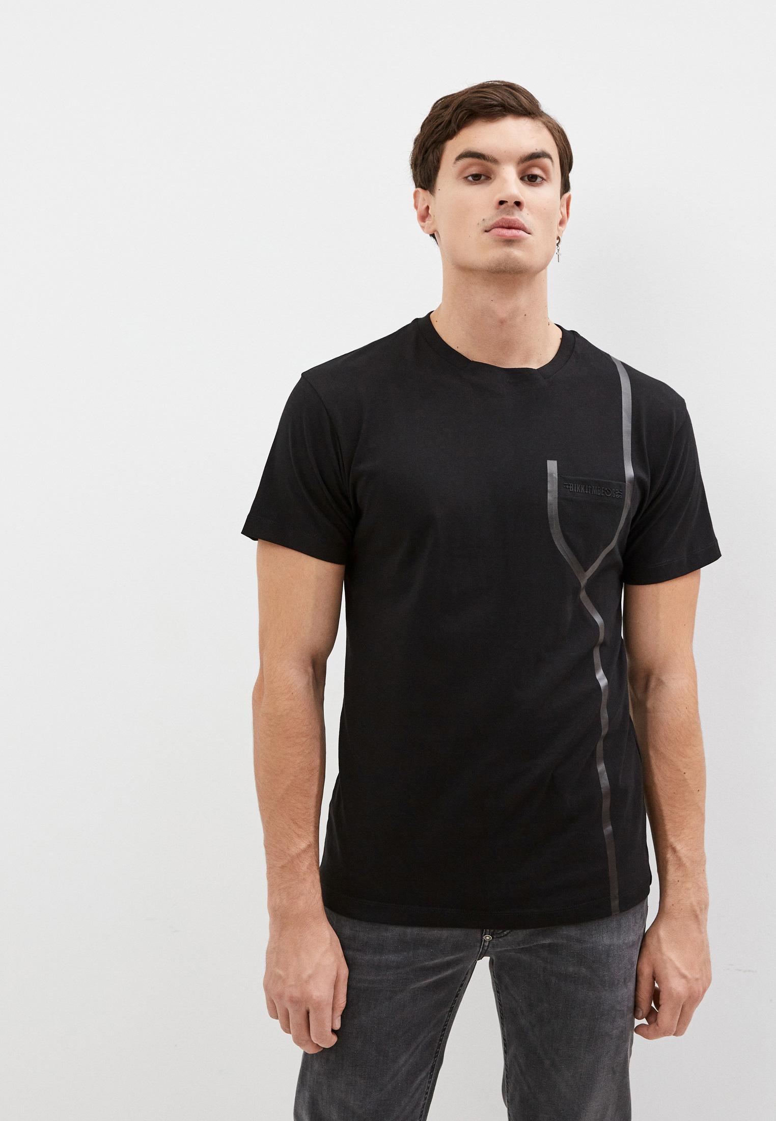 Мужская футболка Bikkembergs (Биккембергс) C 4 098 7U M 4244