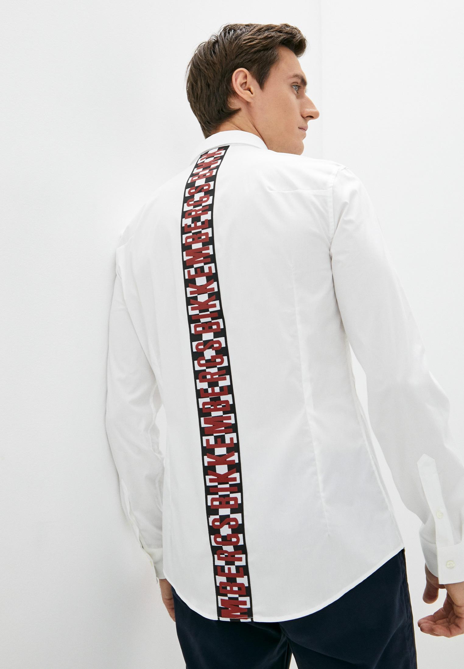 Рубашка с длинным рукавом Bikkembergs (Биккембергс) C C 053 04 S 2931