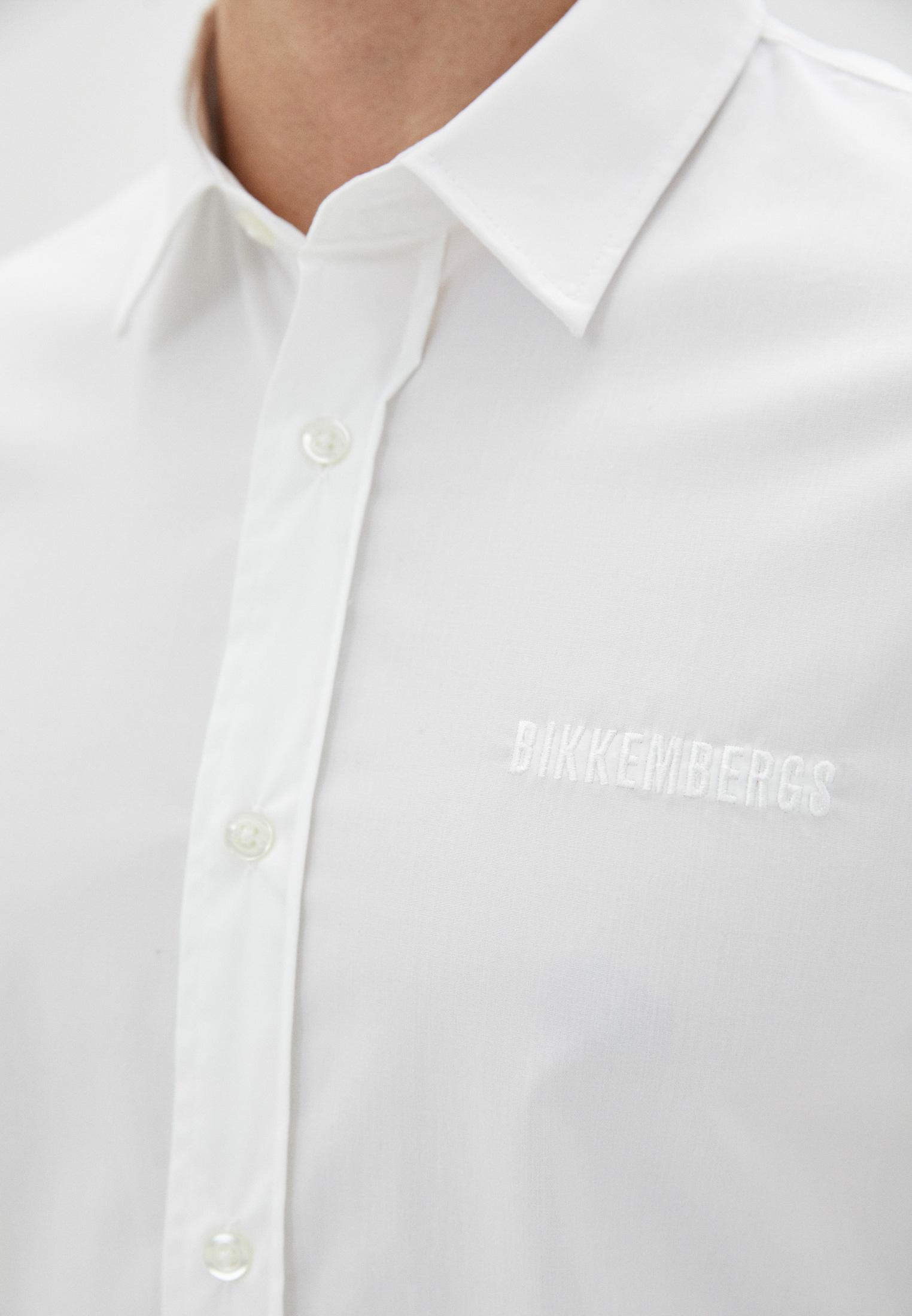Рубашка с длинным рукавом Bikkembergs C C 053 04 S 2931: изображение 5