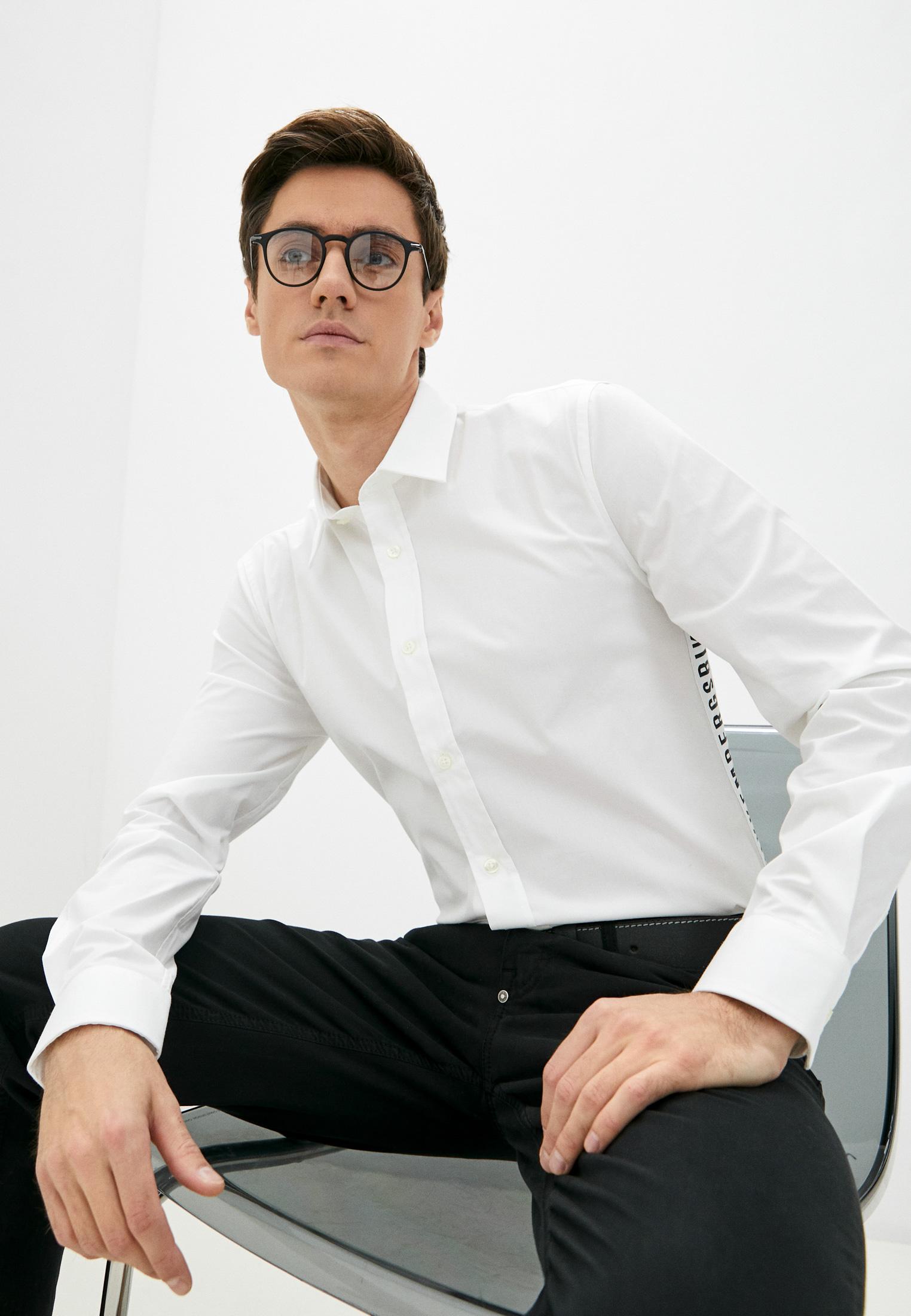 Рубашка с длинным рукавом Bikkembergs Рубашка Bikkembergs