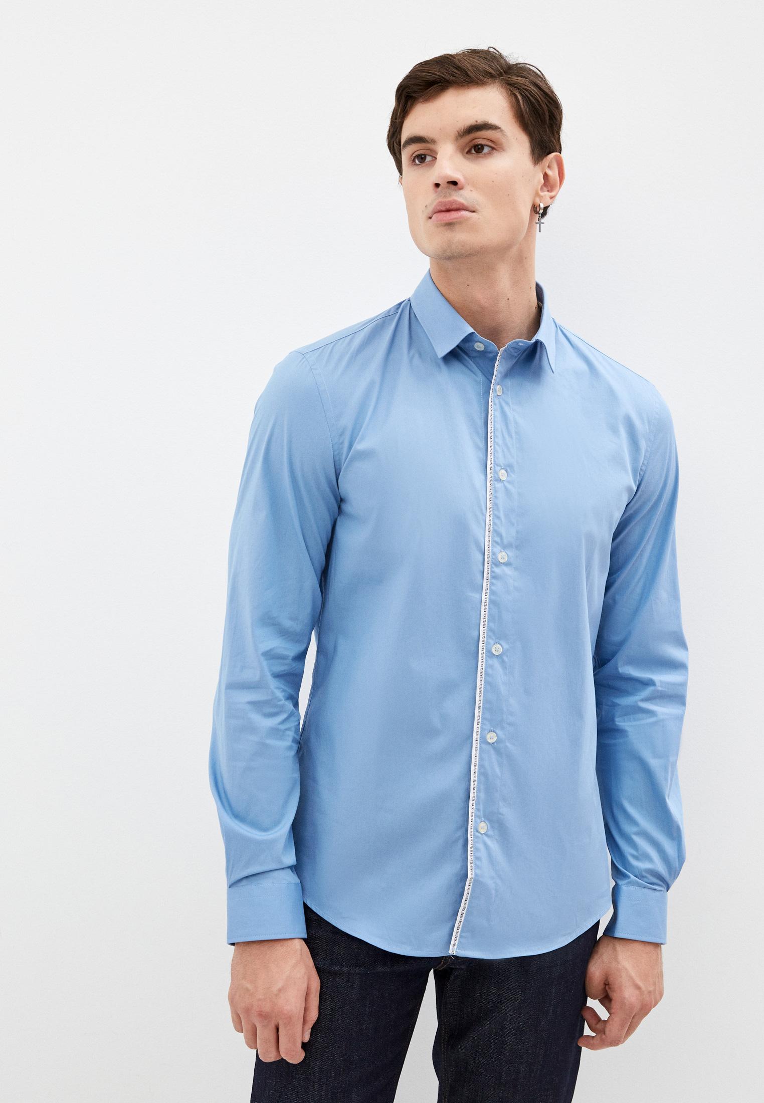 Рубашка с длинным рукавом Bikkembergs (Биккембергс) C C 072 00 S 2931