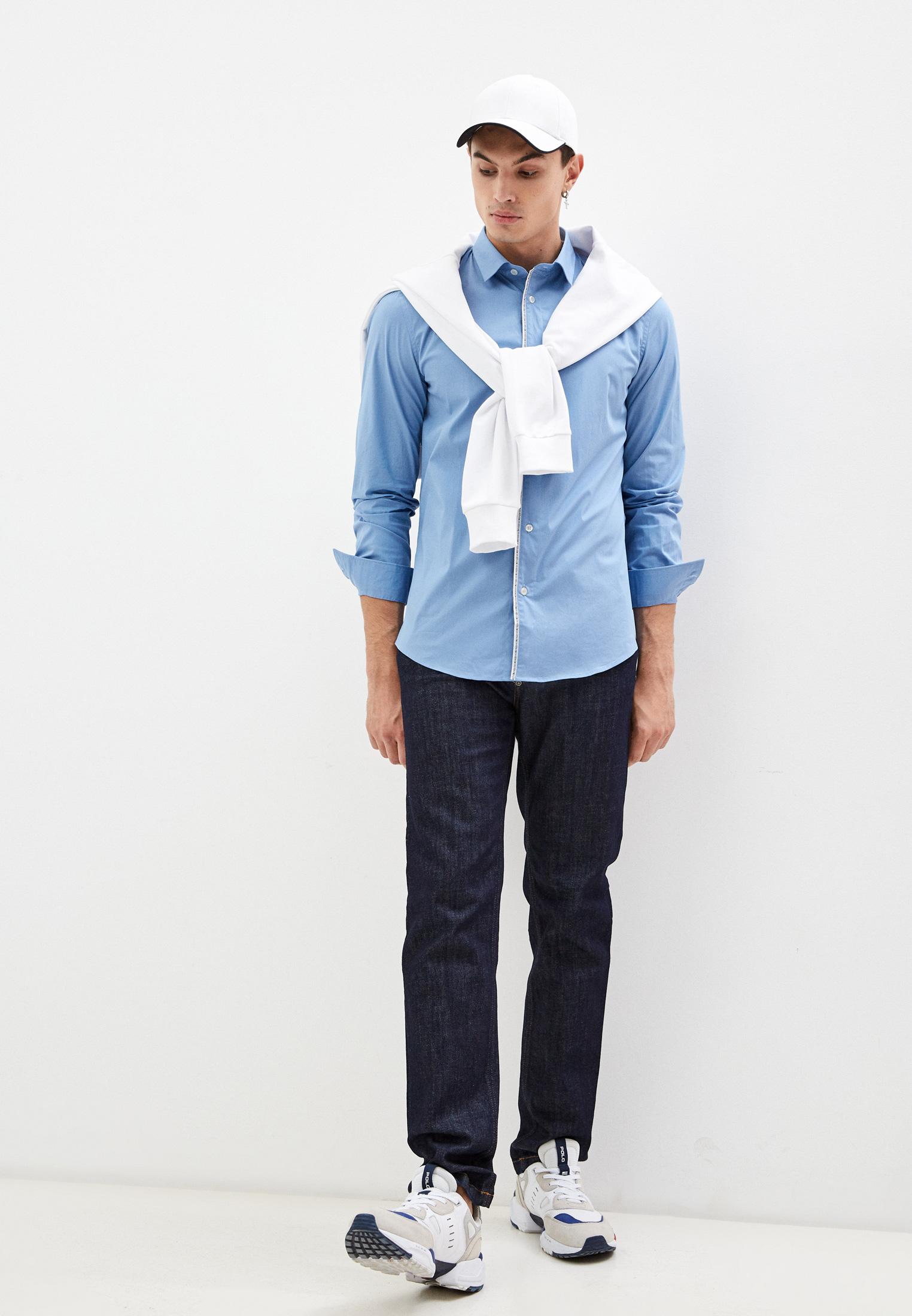 Рубашка с длинным рукавом Bikkembergs (Биккембергс) C C 072 00 S 2931: изображение 3