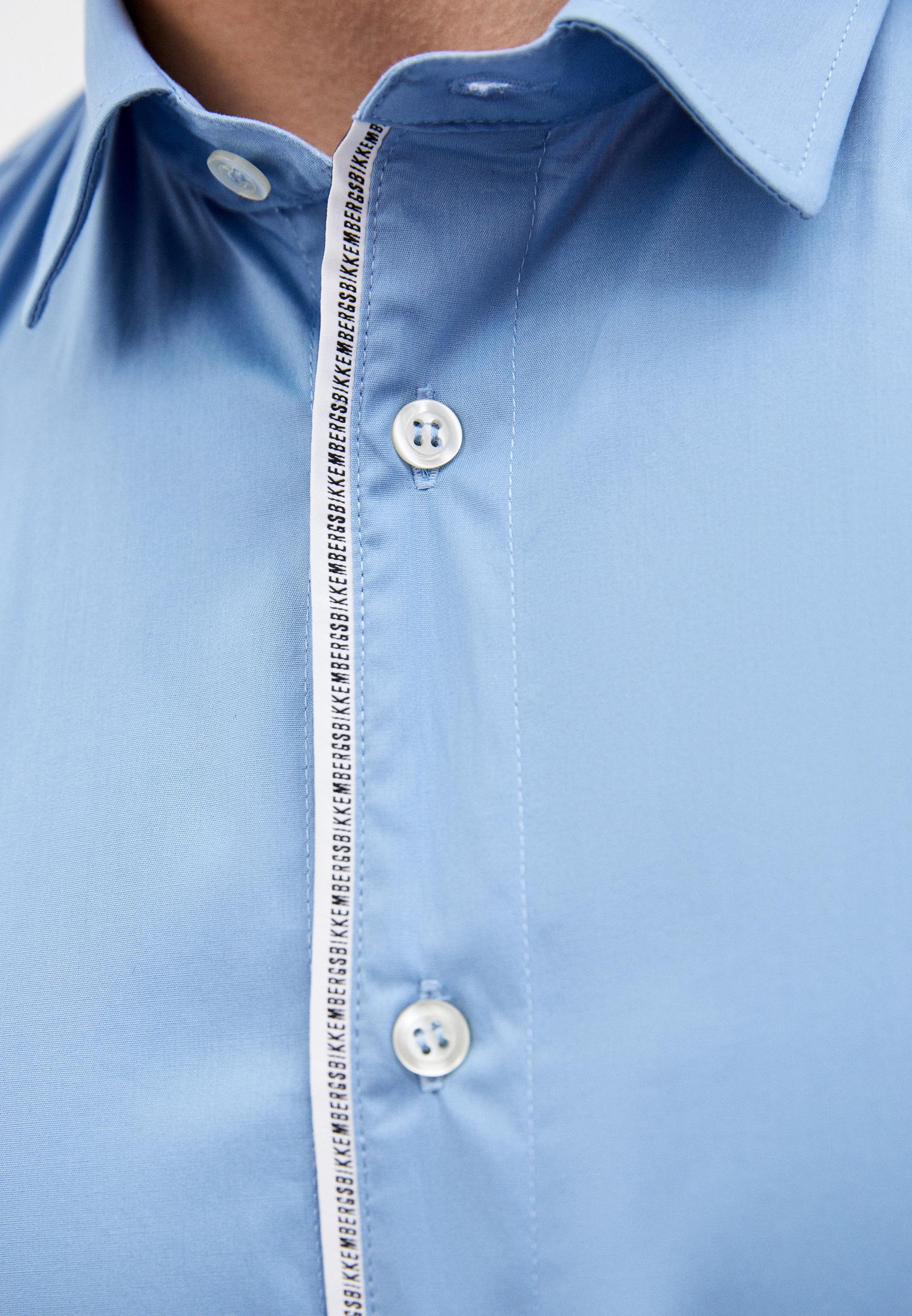 Рубашка с длинным рукавом Bikkembergs (Биккембергс) C C 072 00 S 2931: изображение 5