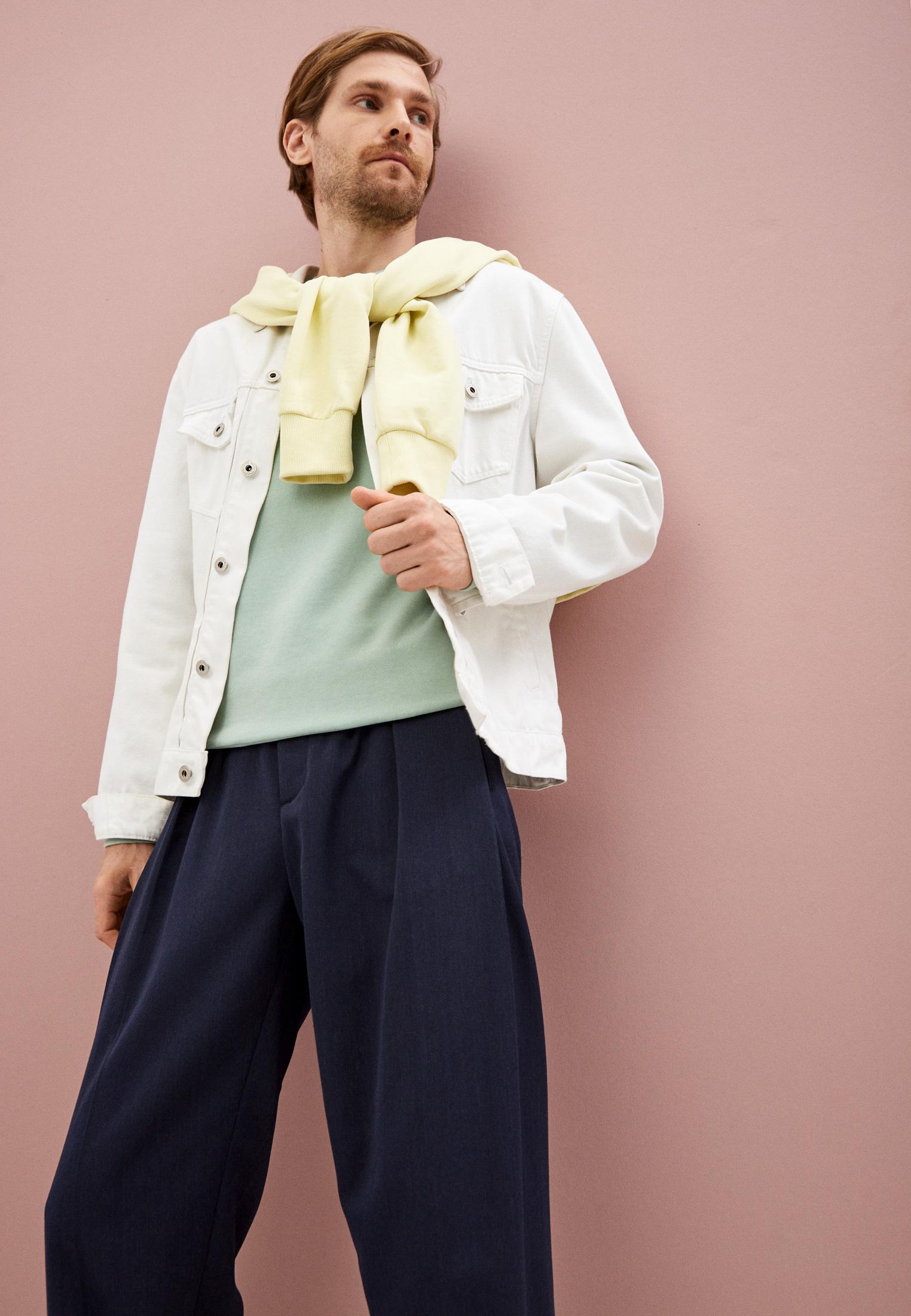 Мужские классические брюки Bikkembergs C P 038 00 S 3331: изображение 2