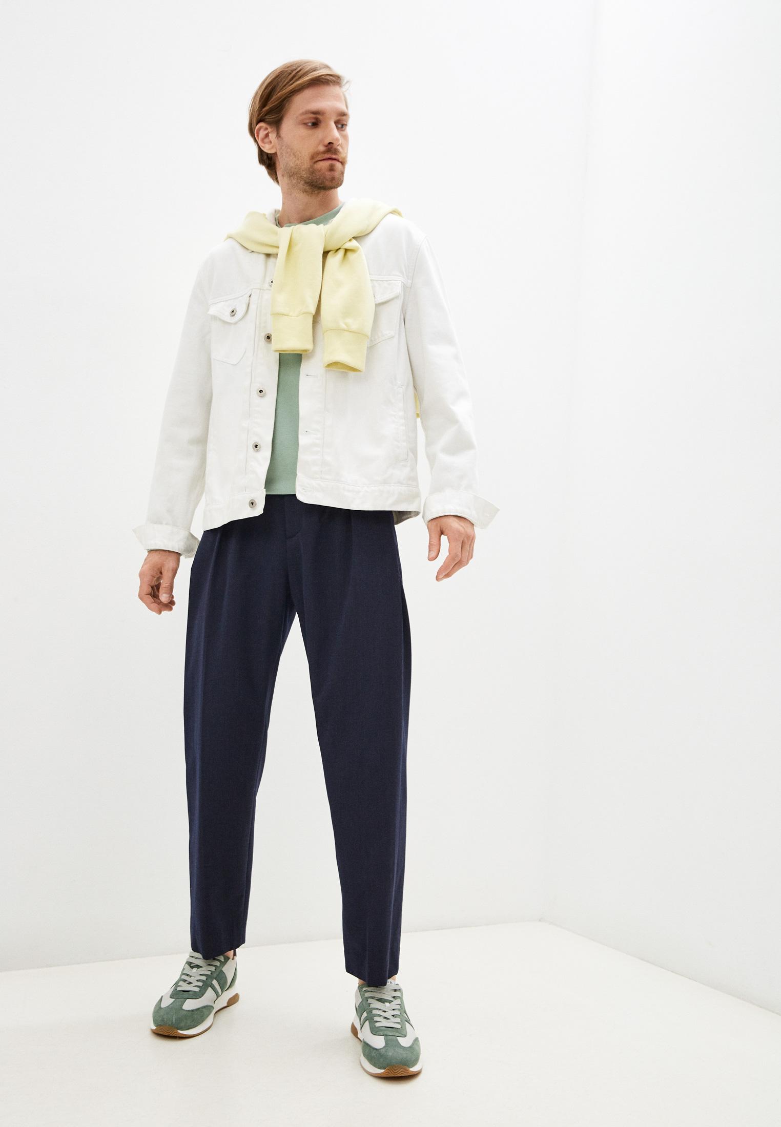 Мужские классические брюки Bikkembergs C P 038 00 S 3331: изображение 3