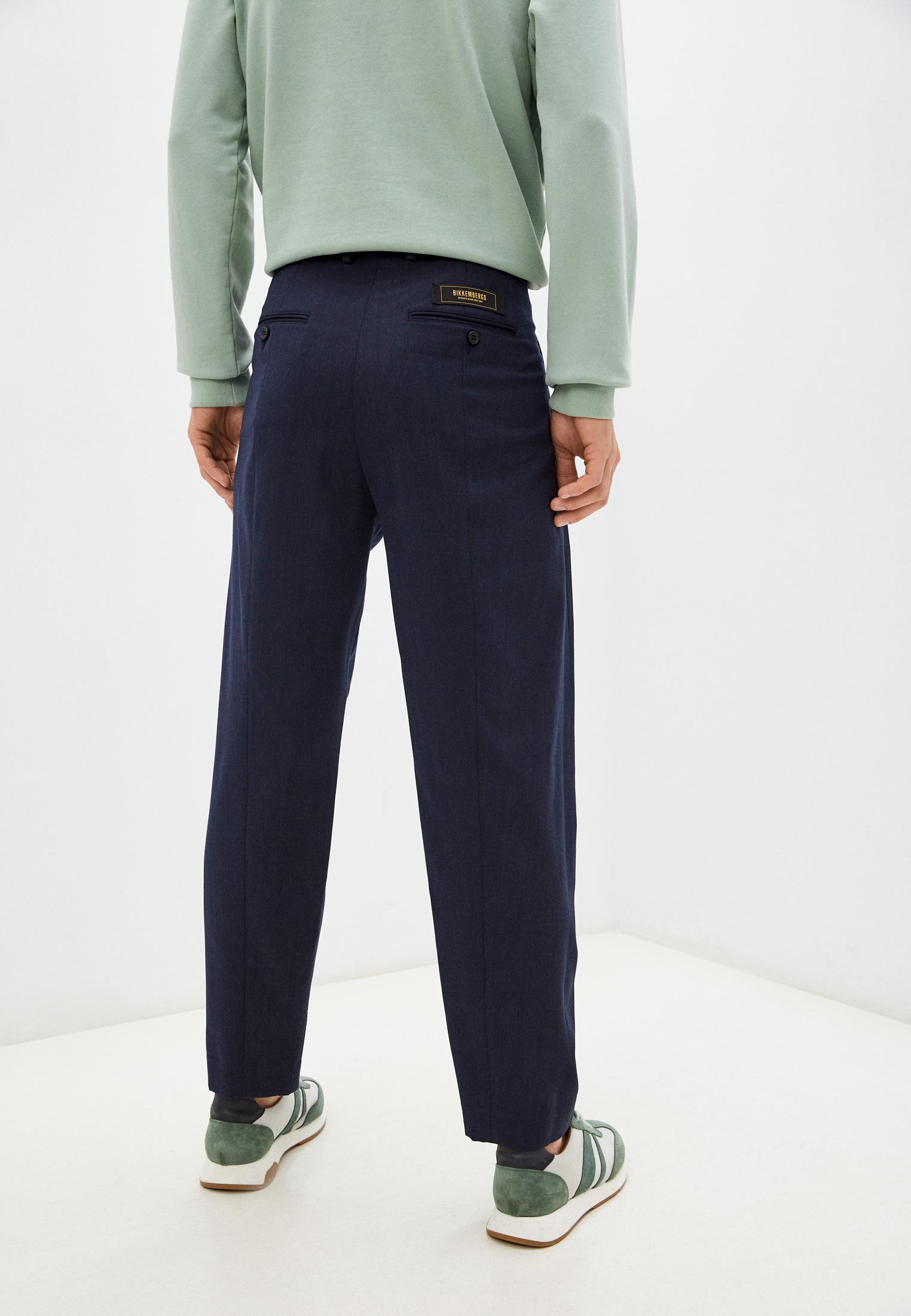 Мужские классические брюки Bikkembergs C P 038 00 S 3331: изображение 4