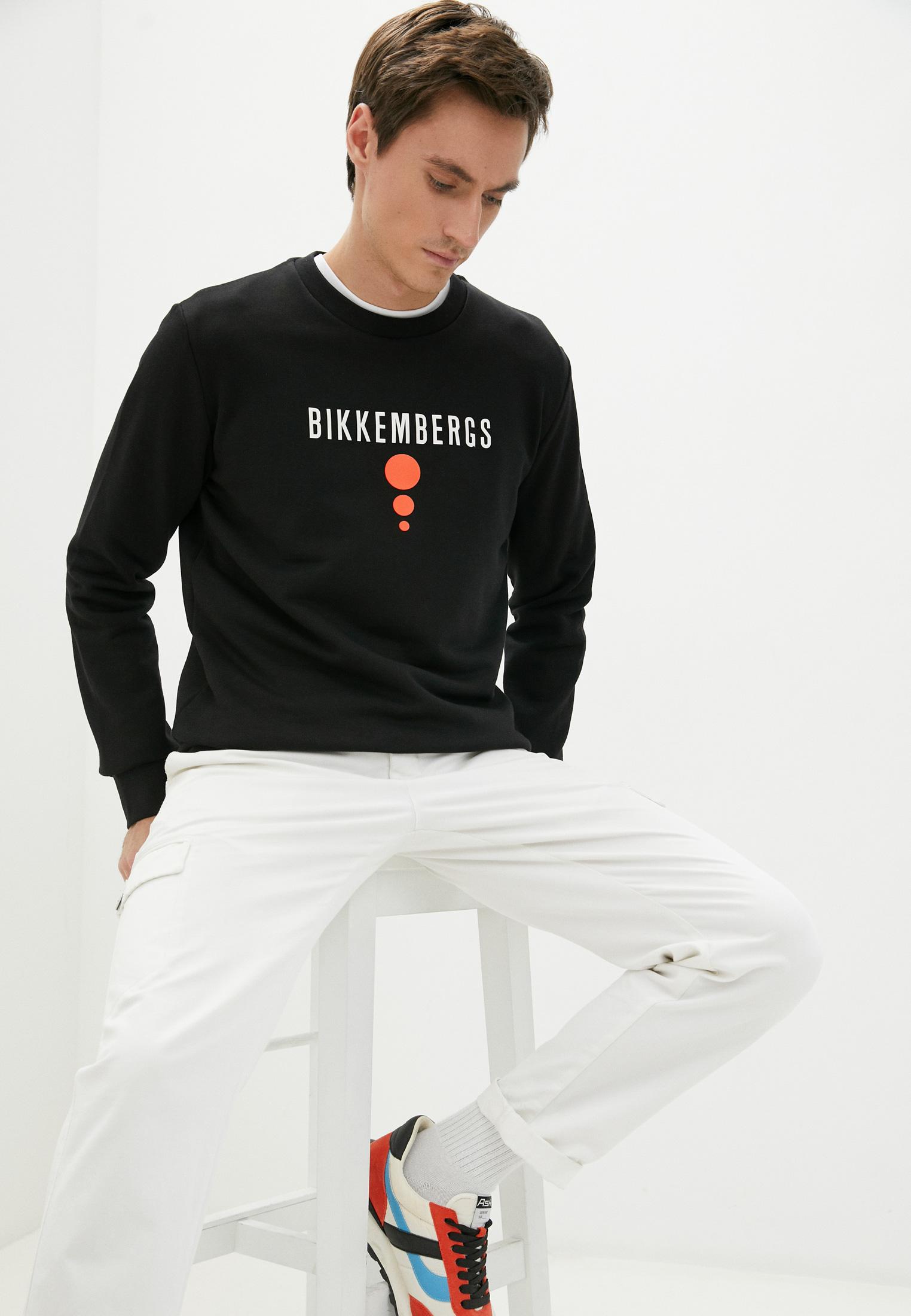 Мужская толстовка Bikkembergs (Биккембергс) C 6 150 8W M 3875
