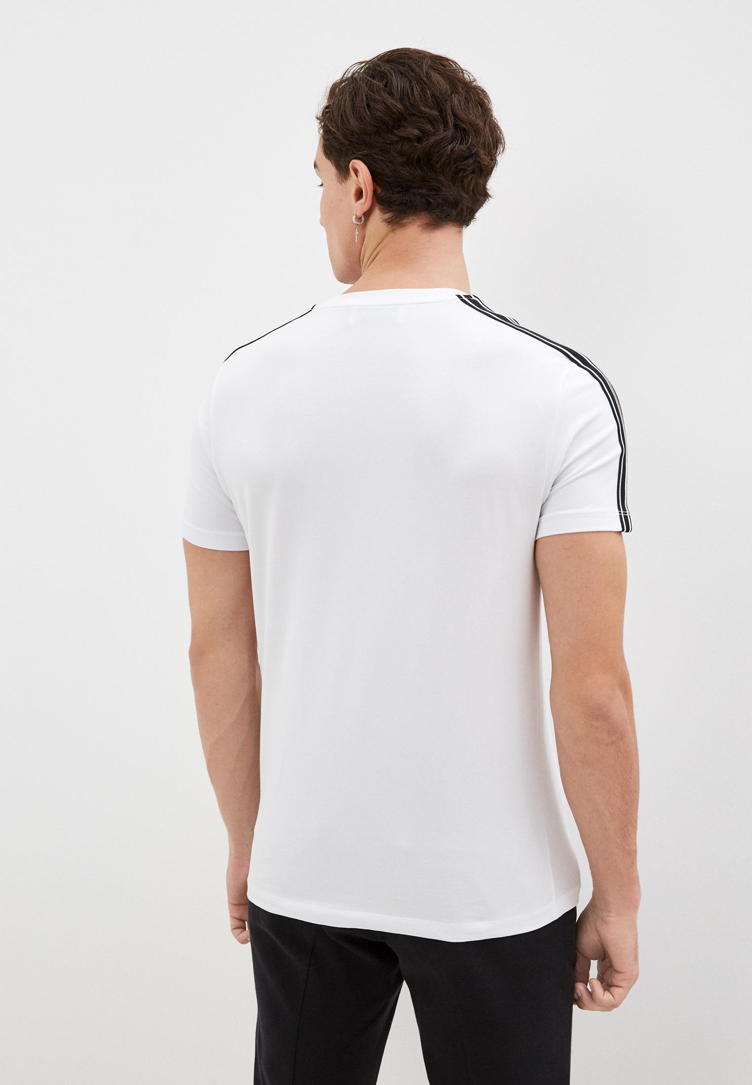 Мужская футболка Bikkembergs (Биккембергс) C 7 001 4A E 1814: изображение 4