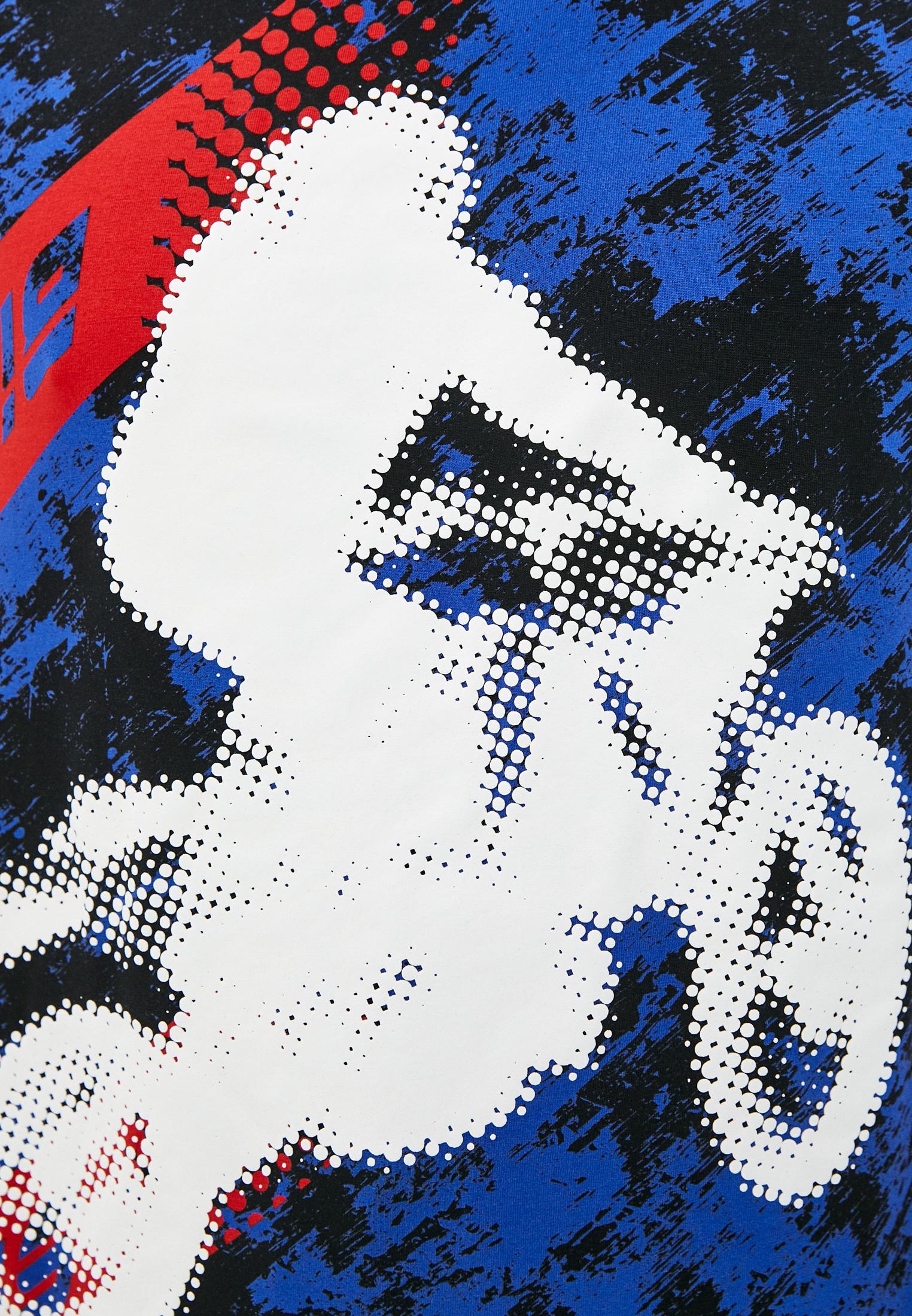 Мужская футболка Bikkembergs (Биккембергс) C 7 001 7F E 2097: изображение 5