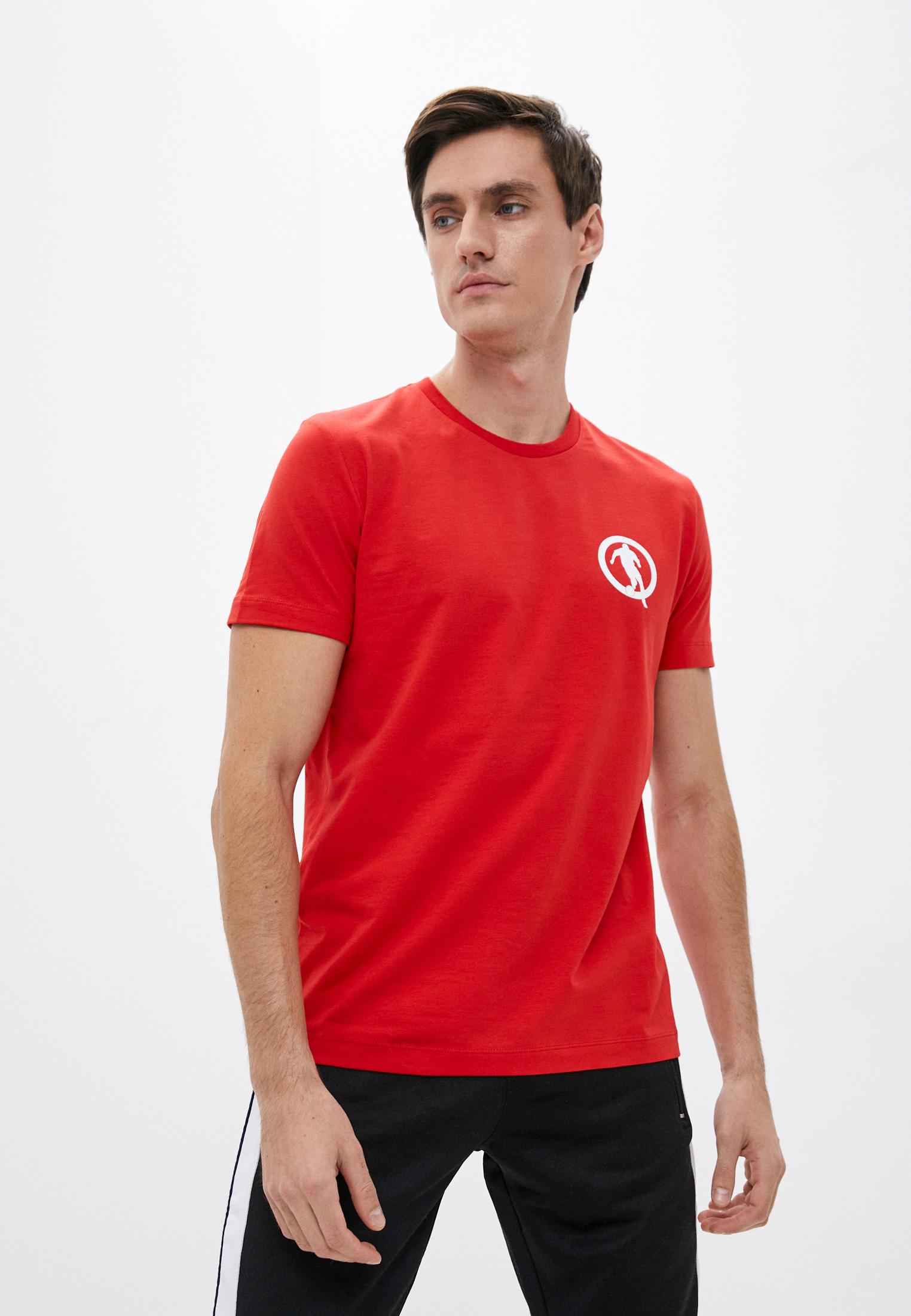 Мужская футболка Bikkembergs (Биккембергс) C 7 001 7G E 1951