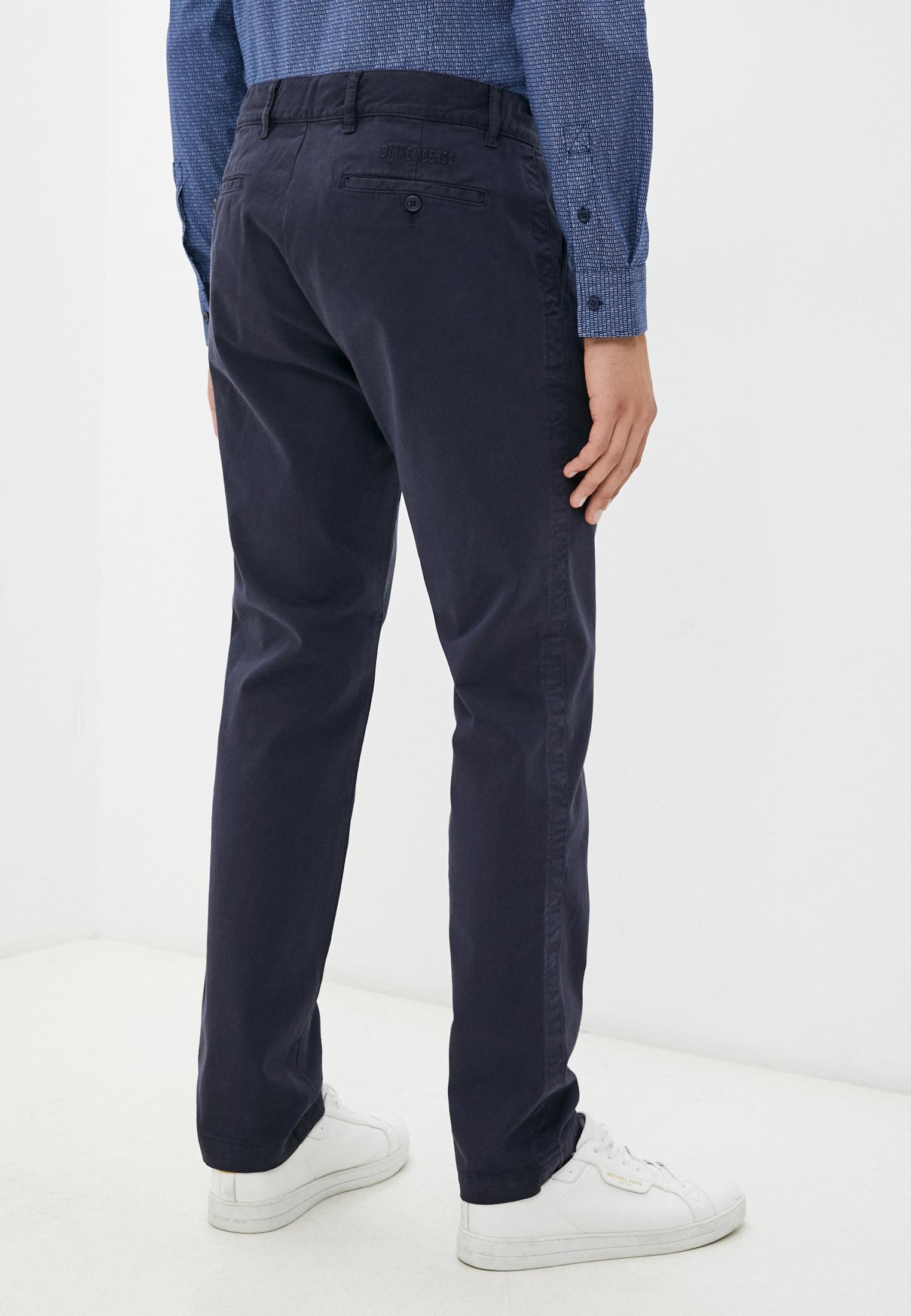 Мужские повседневные брюки Bikkembergs (Биккембергс) C P 001 04 S 3279: изображение 4