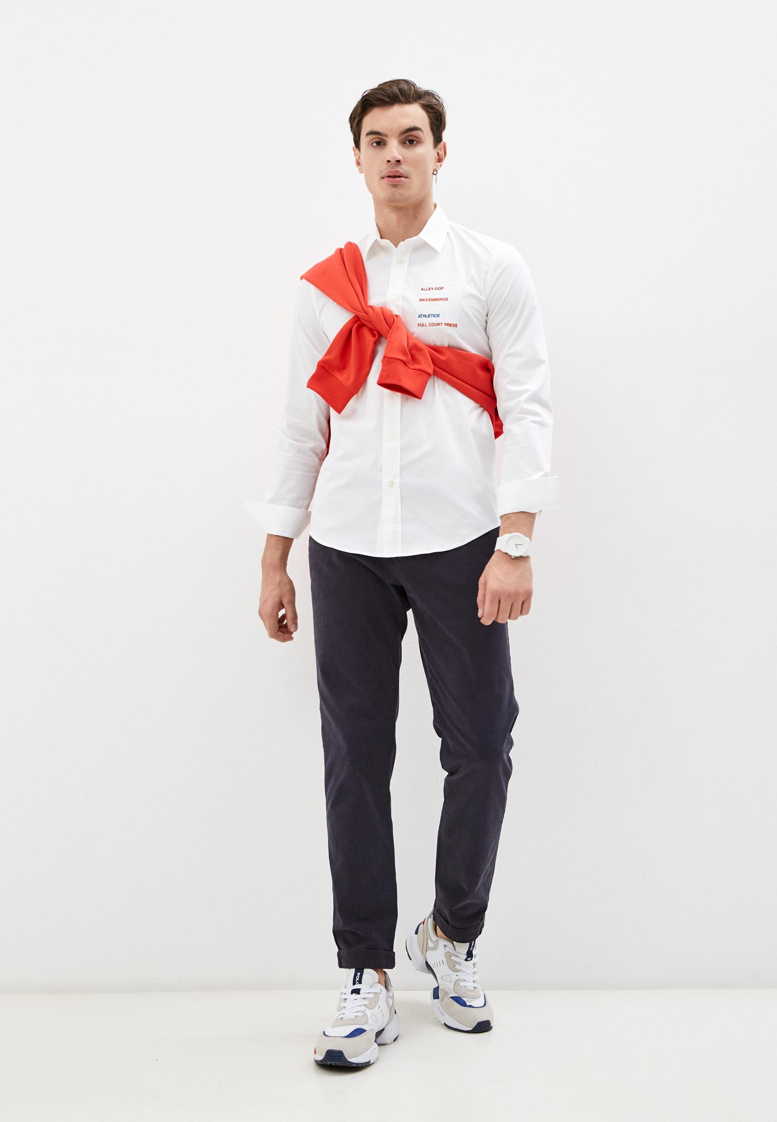 Мужские повседневные брюки Bikkembergs C P 001 04 S 3472: изображение 8