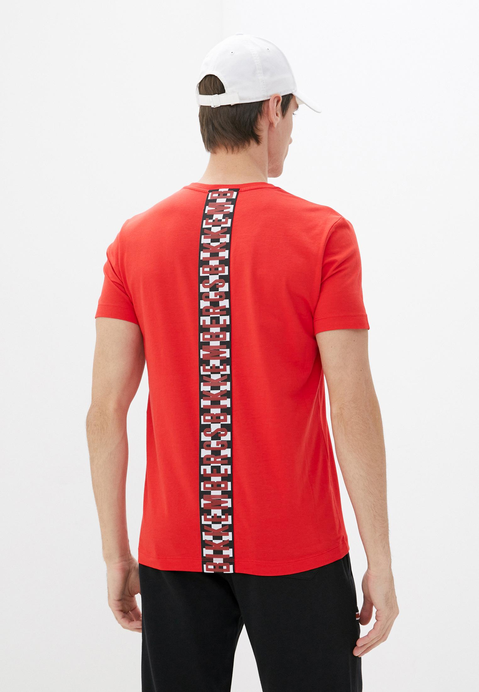 Мужская футболка Bikkembergs (Биккембергс) C 7 001 81 E 1951: изображение 4