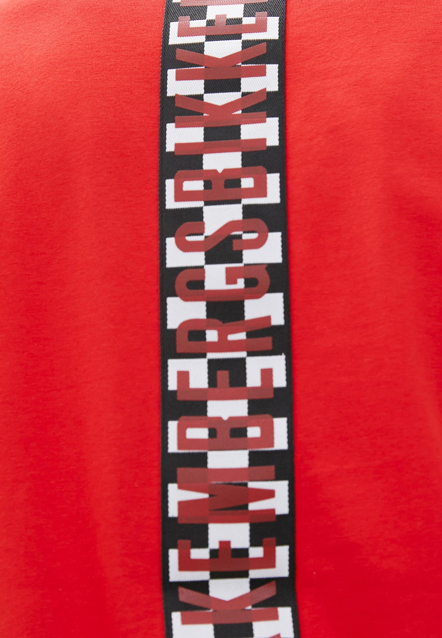Мужская футболка Bikkembergs (Биккембергс) C 7 001 81 E 1951: изображение 5