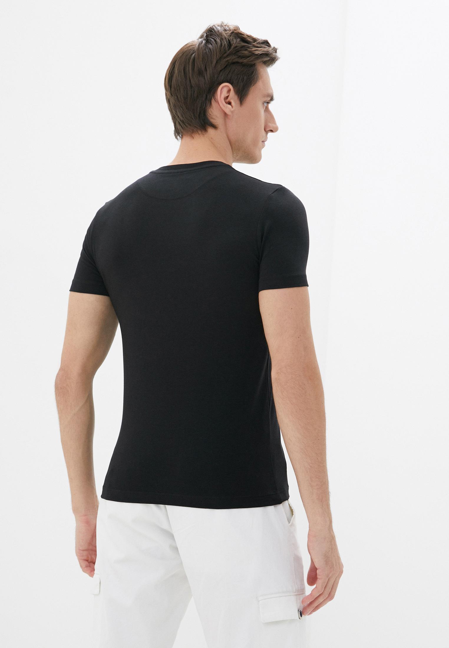Мужская футболка Bikkembergs (Биккембергс) C 7 016 4T E 1823: изображение 4