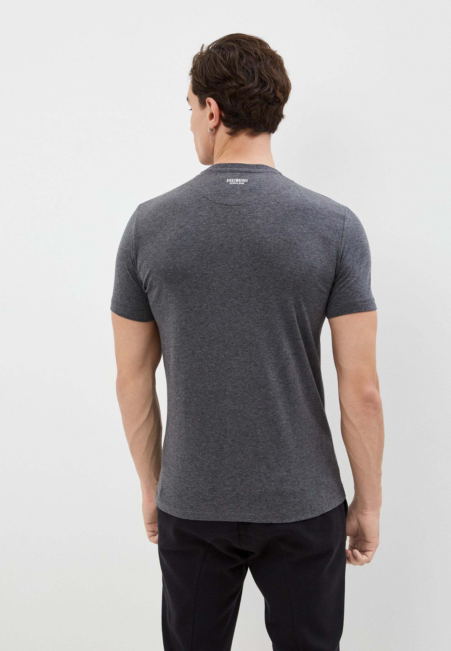 Мужская футболка Bikkembergs (Биккембергс) C 7 021 1T E 1814: изображение 4