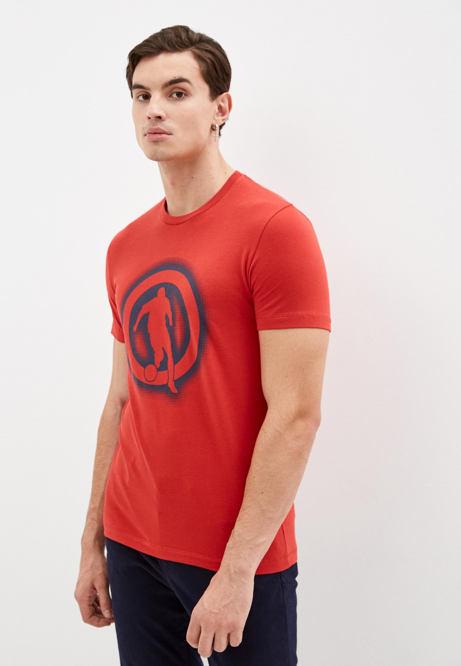 Мужская футболка Bikkembergs (Биккембергс) C 7 021 1T E 1814: изображение 6