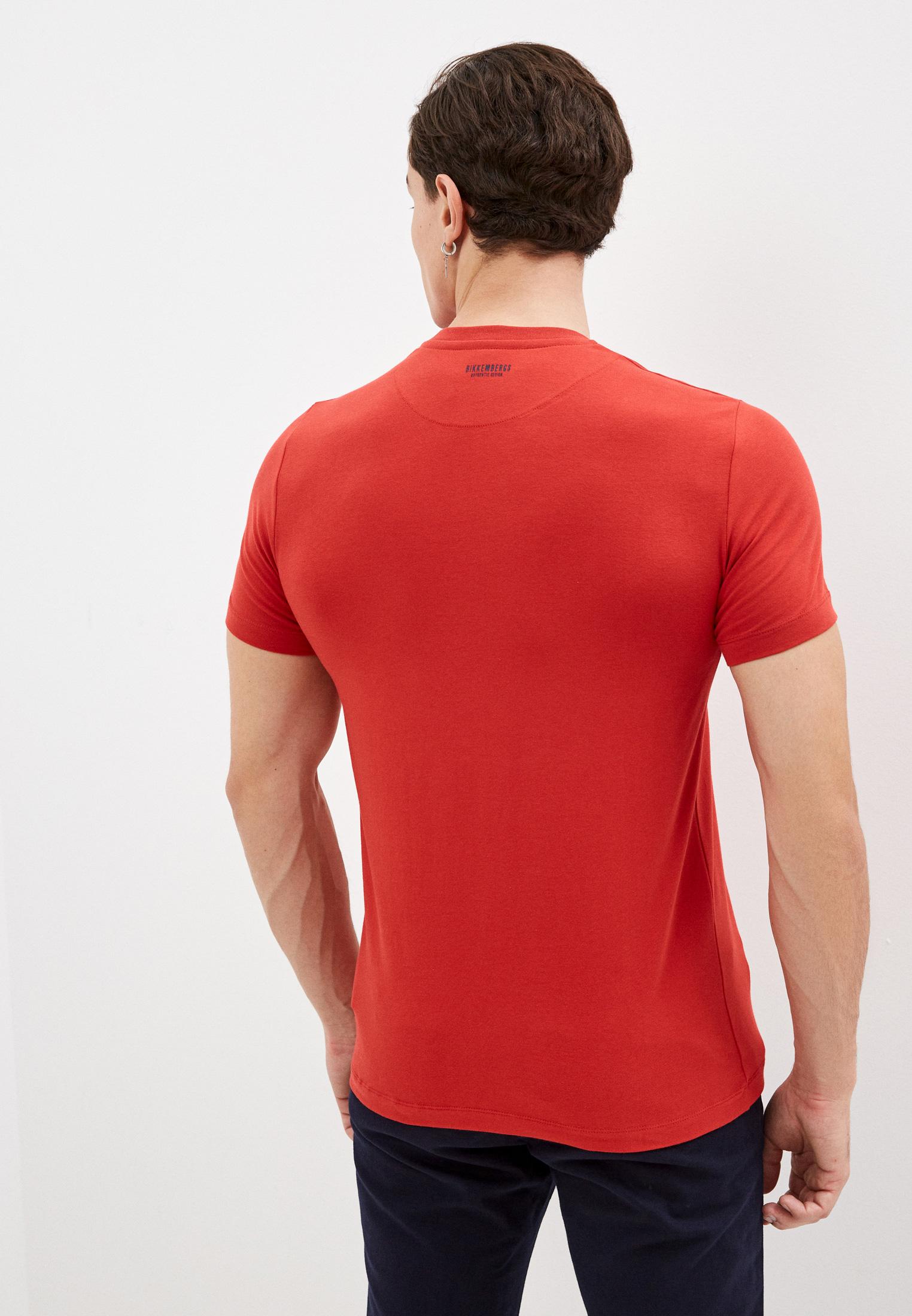 Мужская футболка Bikkembergs (Биккембергс) C 7 021 1T E 1814: изображение 9