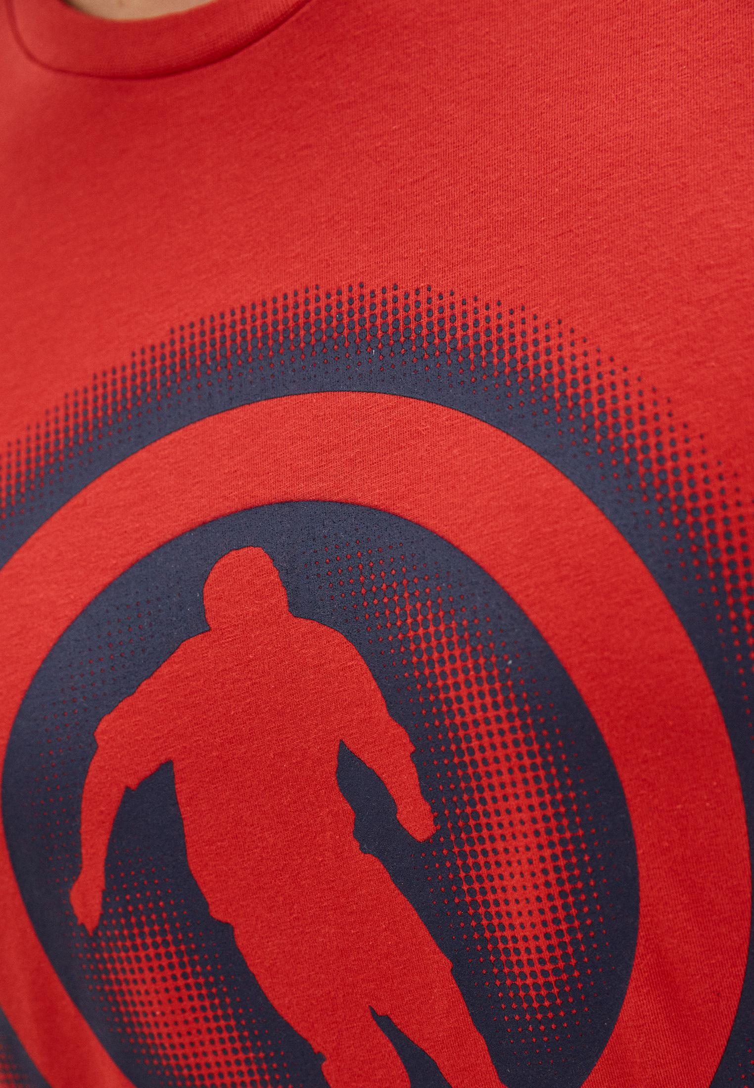 Мужская футболка Bikkembergs (Биккембергс) C 7 021 1T E 1814: изображение 10