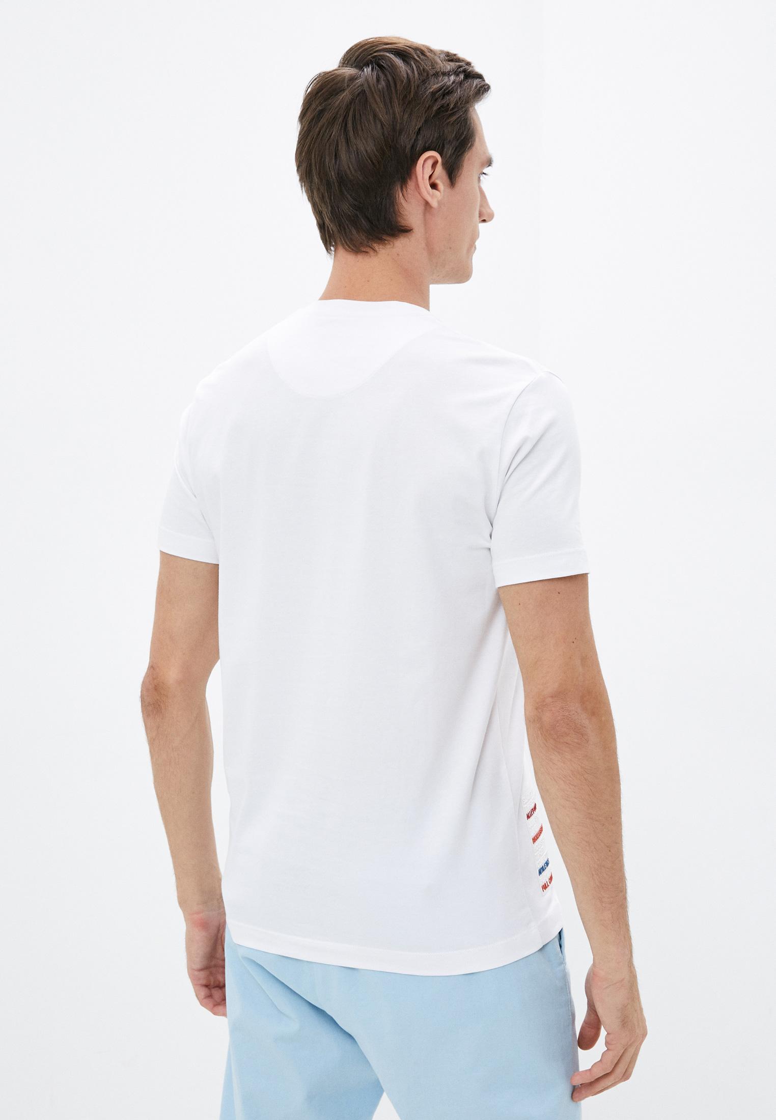 Мужская футболка Bikkembergs (Биккембергс) C 7 021 8R E 1951: изображение 4