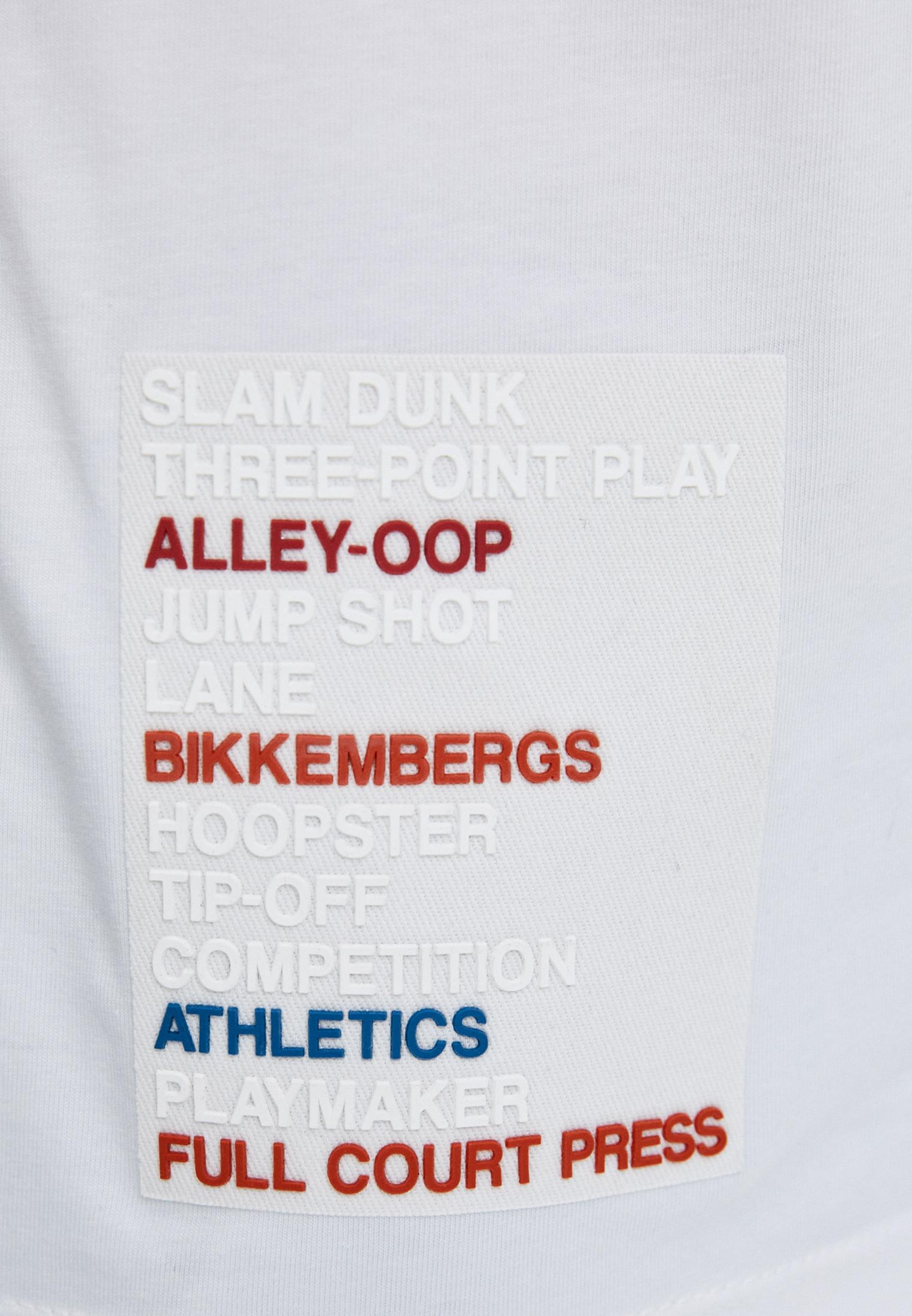 Мужская футболка Bikkembergs (Биккембергс) C 7 021 8R E 1951: изображение 5