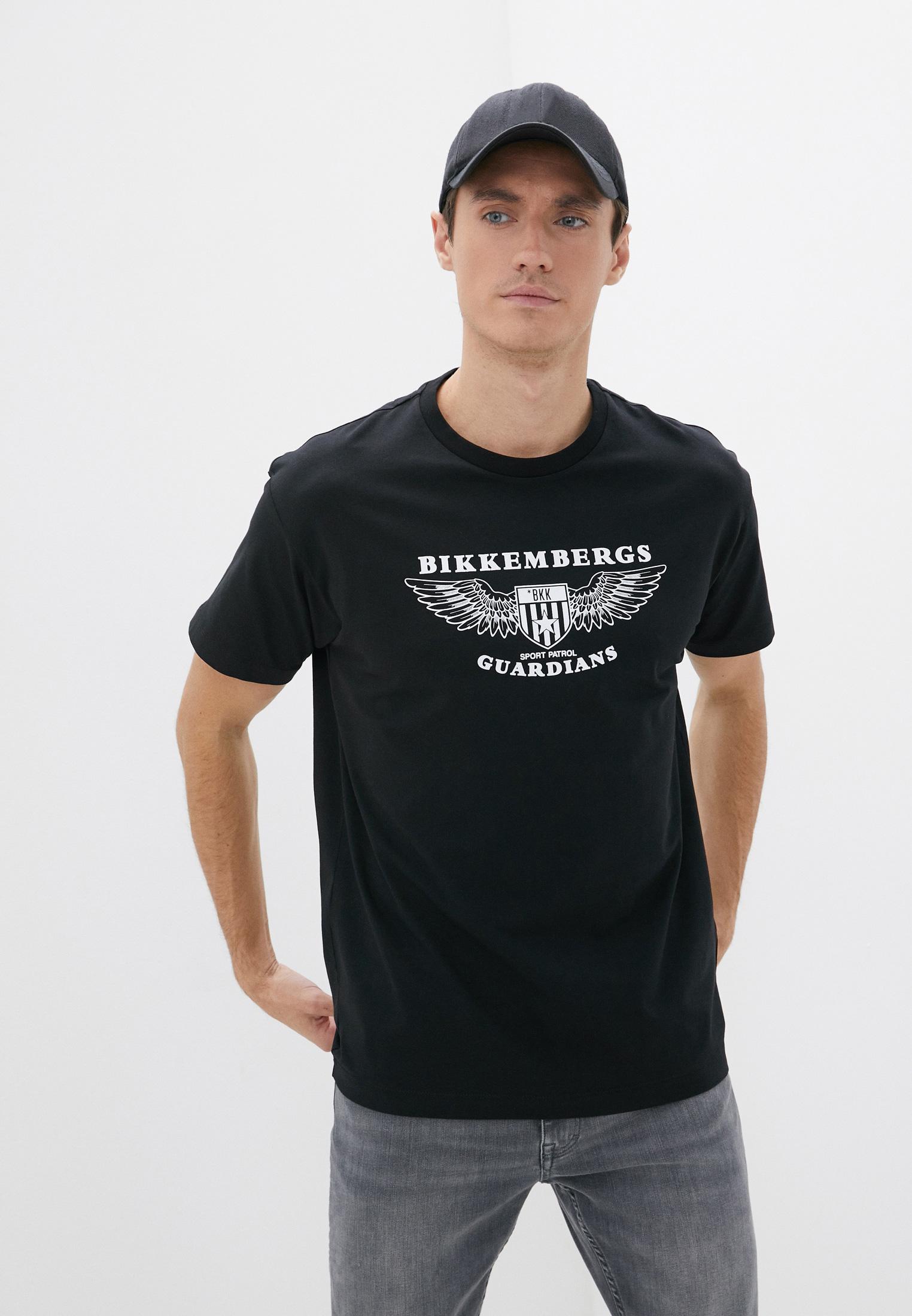 Мужская футболка Bikkembergs (Биккембергс) C 7 022 8T E 1951: изображение 1
