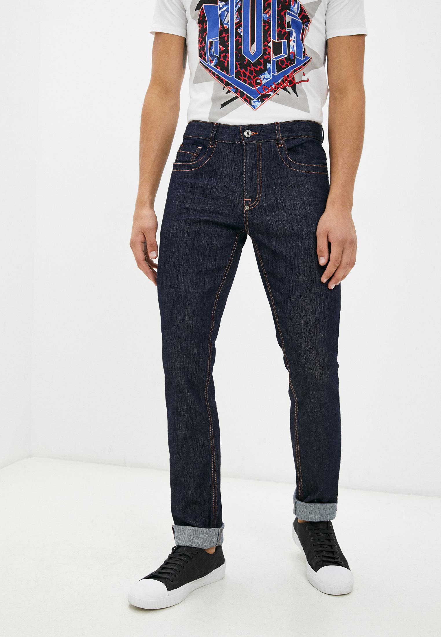 Мужские прямые джинсы Bikkembergs (Биккембергс) C Q 102 03 S 3393: изображение 6