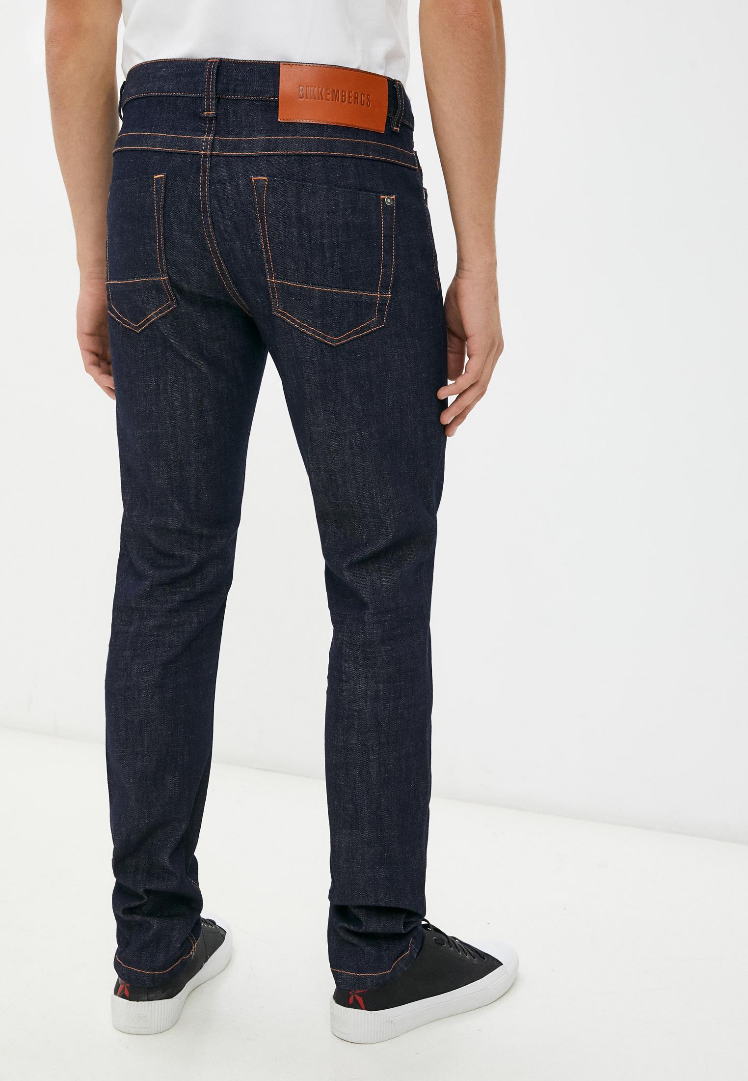 Мужские прямые джинсы Bikkembergs (Биккембергс) C Q 102 03 S 3393: изображение 9