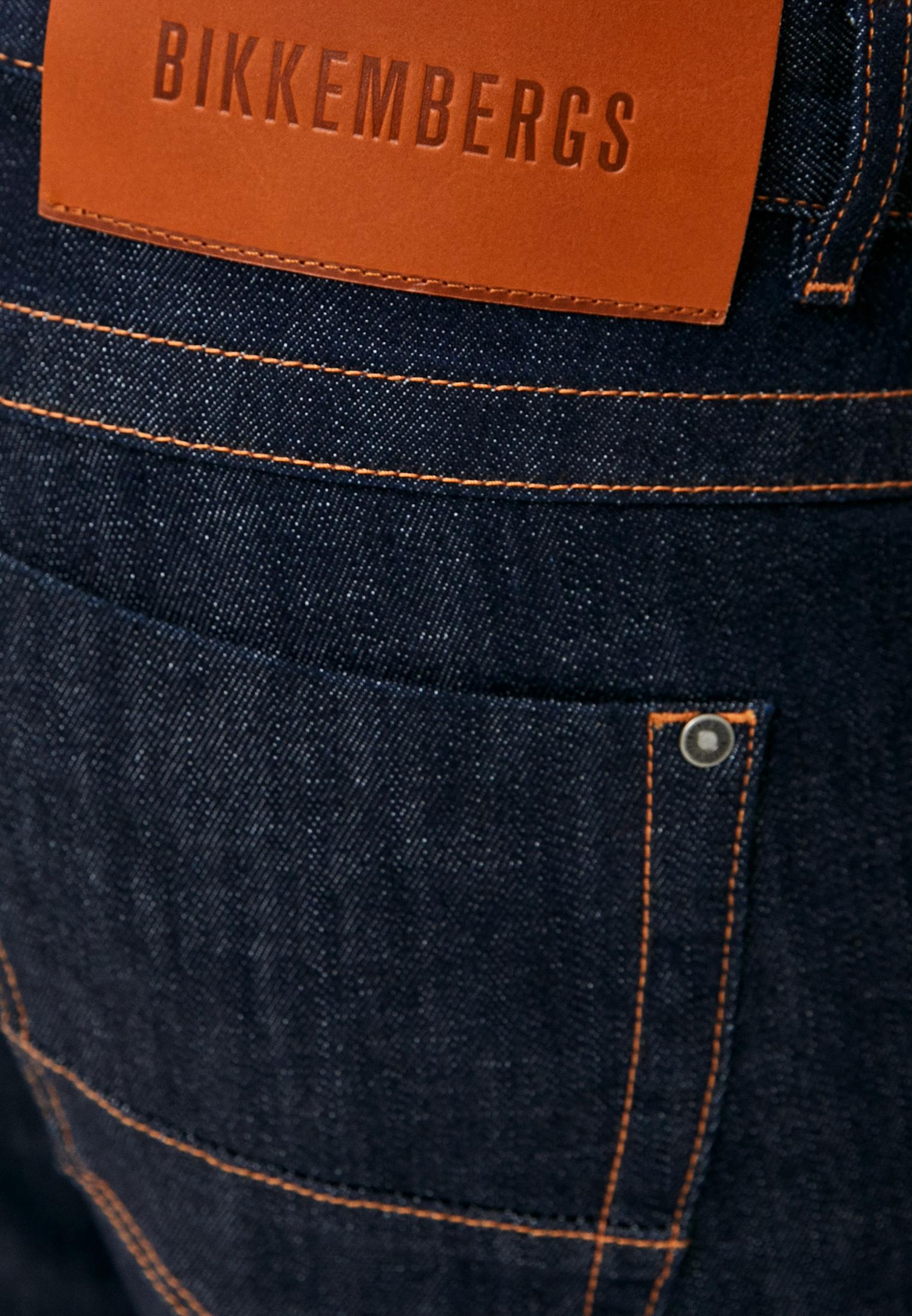 Мужские прямые джинсы Bikkembergs (Биккембергс) C Q 102 03 S 3393: изображение 10