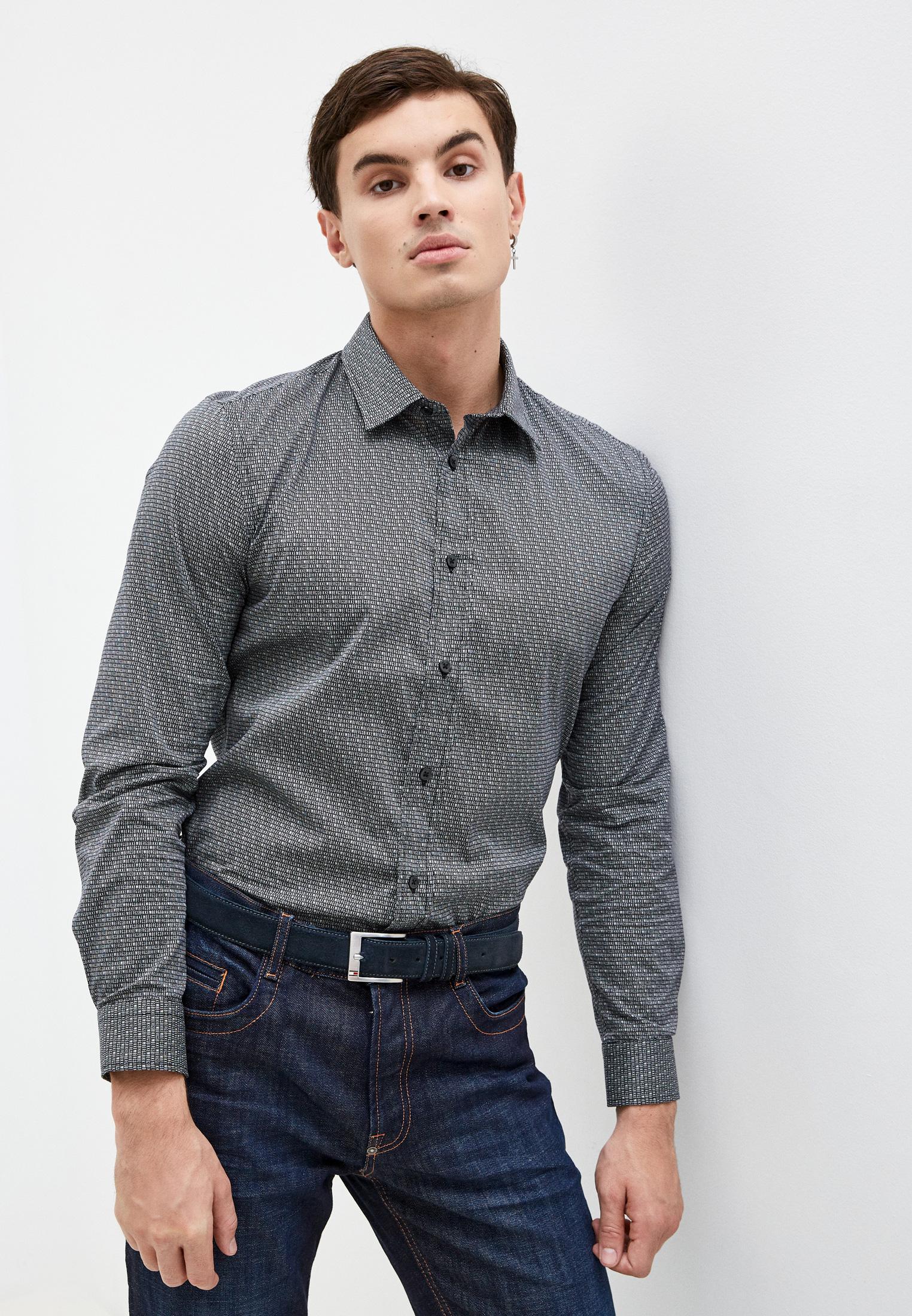 Рубашка с длинным рукавом Bikkembergs (Биккембергс) C C 009 00 S 3353: изображение 1