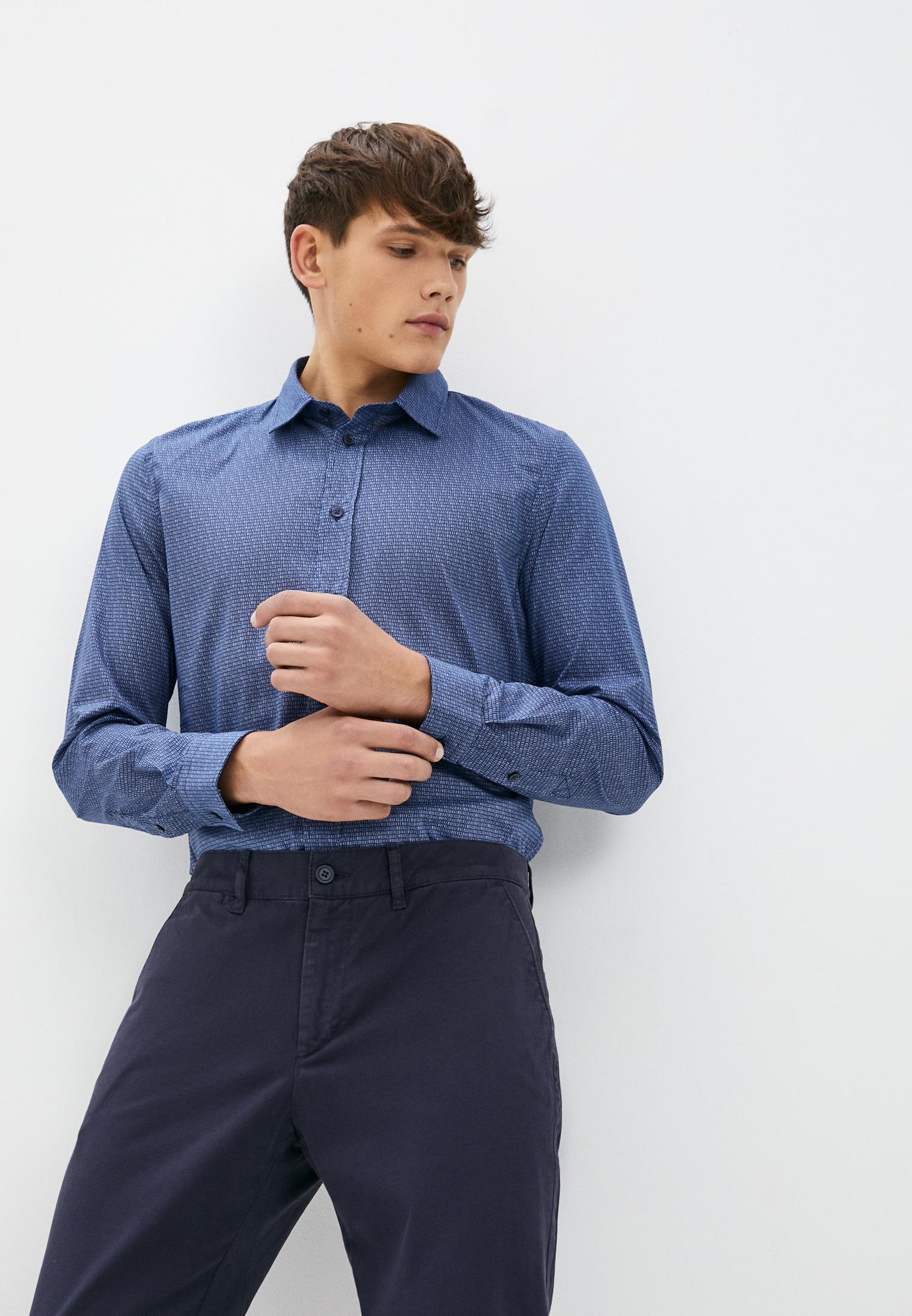 Рубашка с длинным рукавом Bikkembergs (Биккембергс) C C 009 00 S 3353