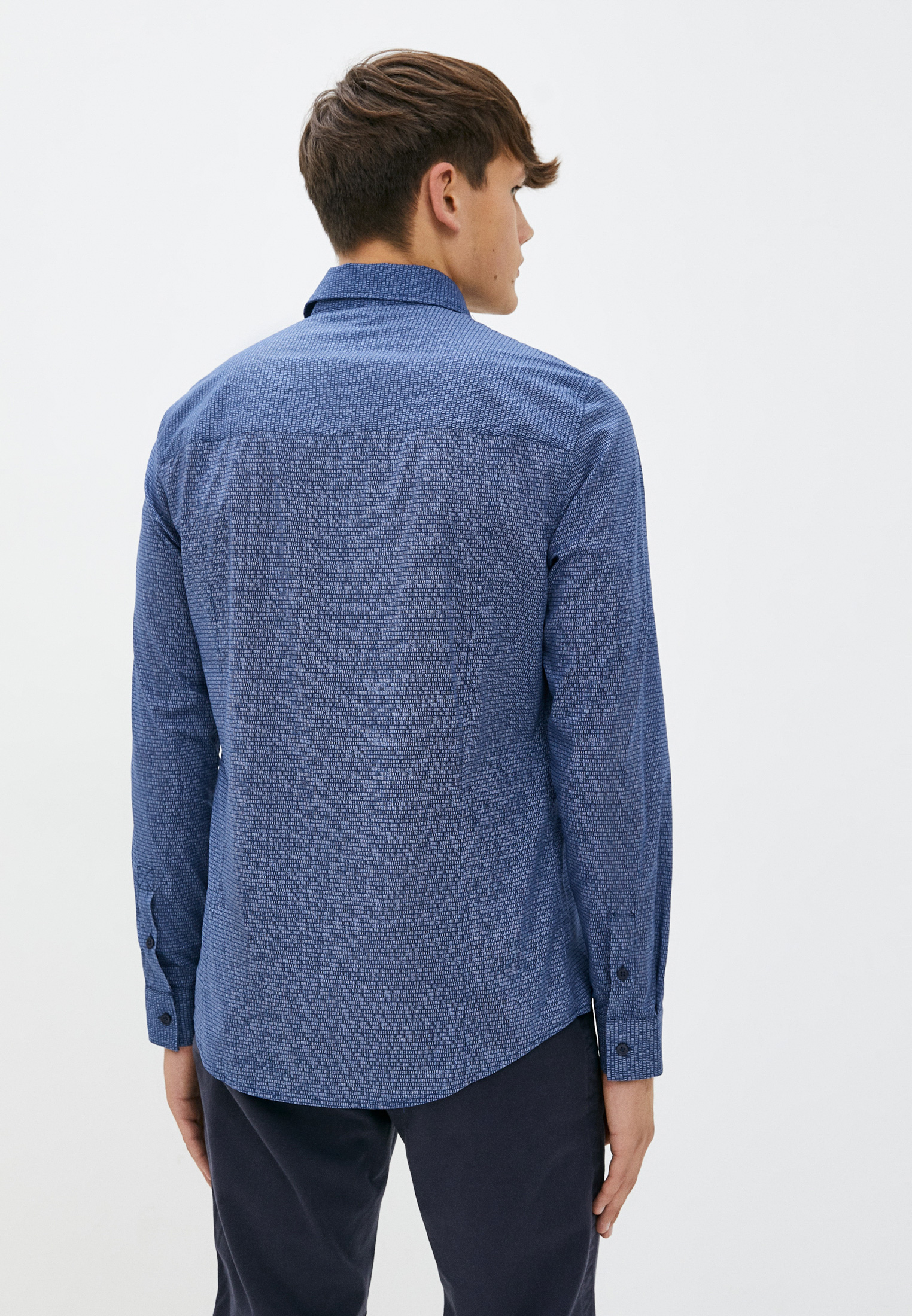 Рубашка с длинным рукавом Bikkembergs (Биккембергс) C C 009 00 S 3353: изображение 4